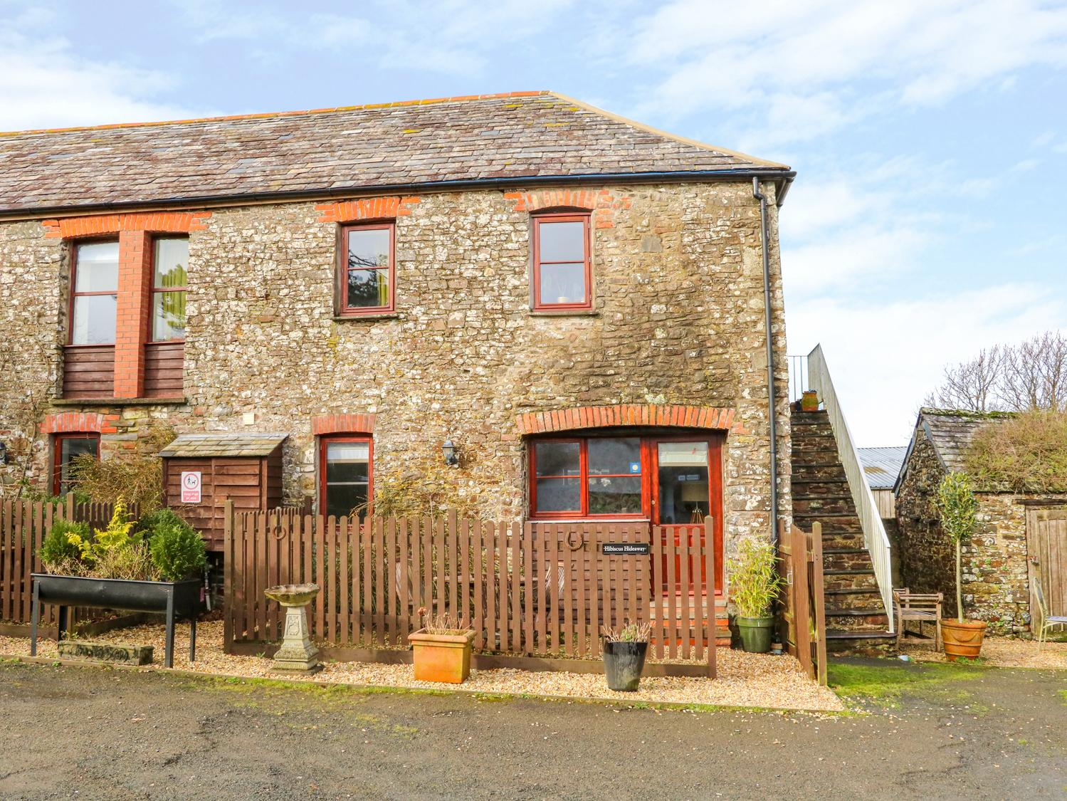 Holiday Cottage Reviews for Hibiscus Hideaway - Holiday Cottage in Hartland, Devon