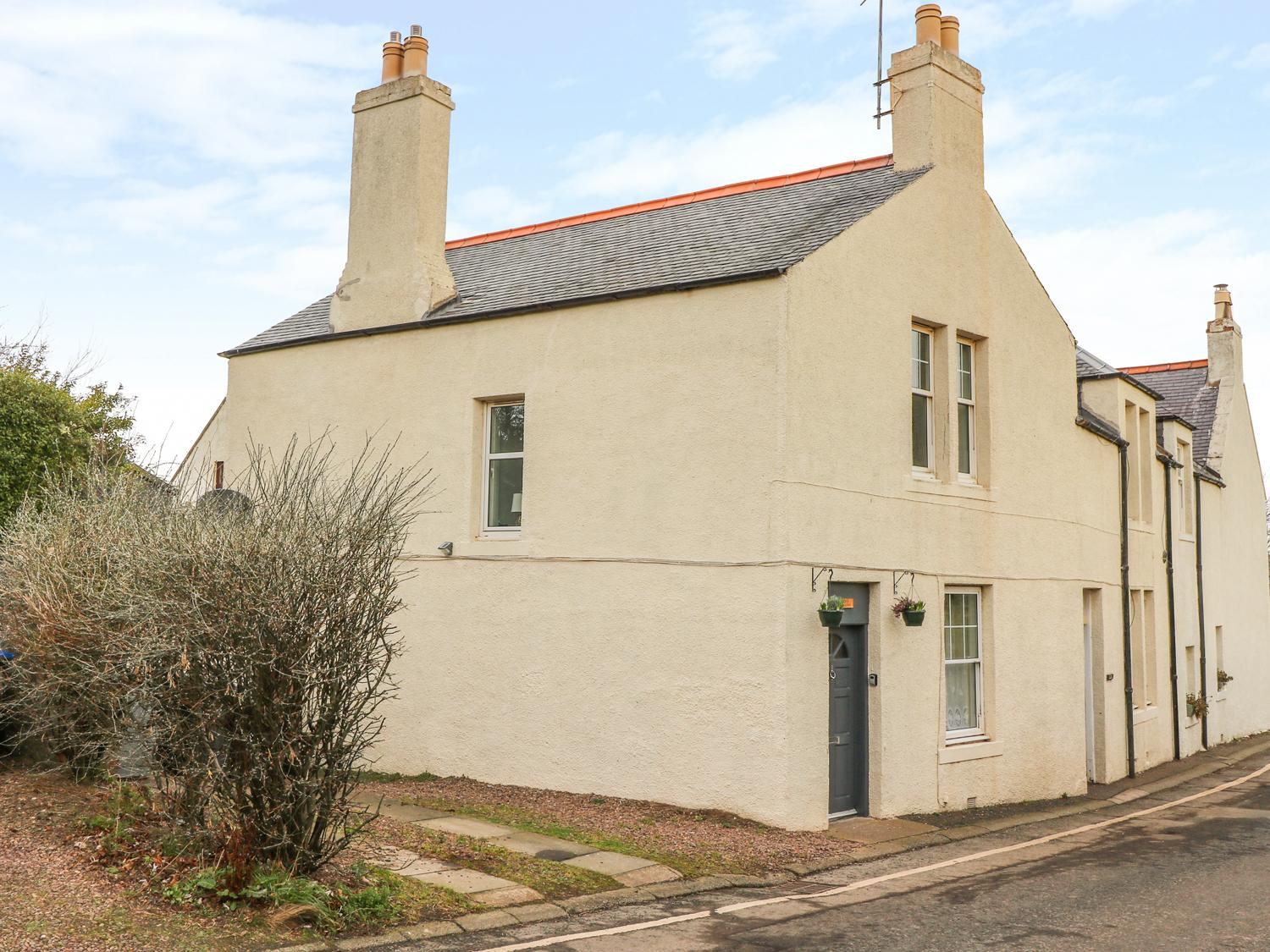 Holiday Cottage Reviews for Upper Belmont - Holiday Cottage in Cockburnspath, Scottish Borders