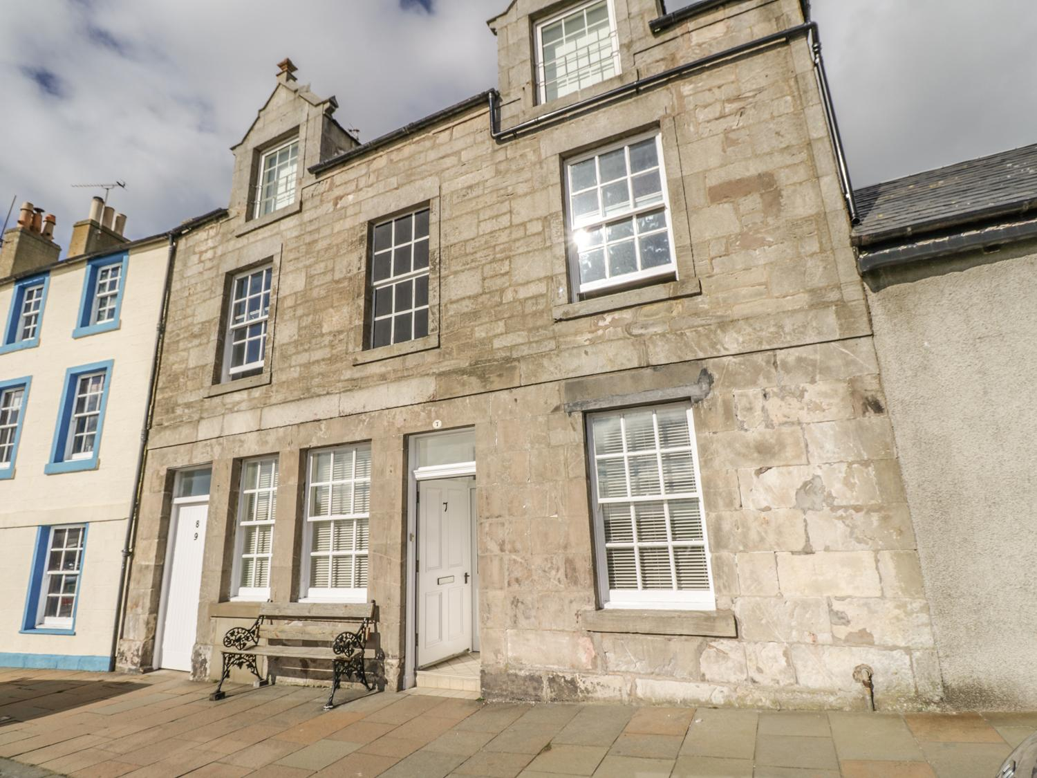 Holiday Cottage Reviews for Maimies Harbourview - Holiday Cottage in Pittenweem, Fife