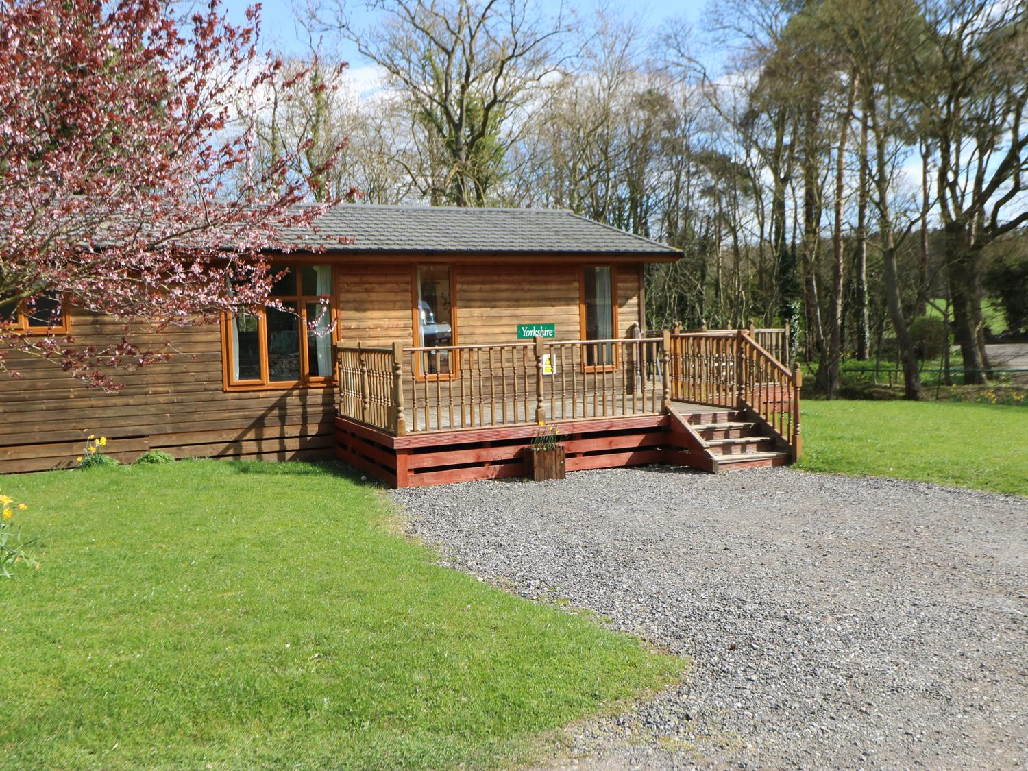 Holiday Cottage Reviews for Yorkshire Lodge - Self Catering Property in Kiplin, North Yorkshire