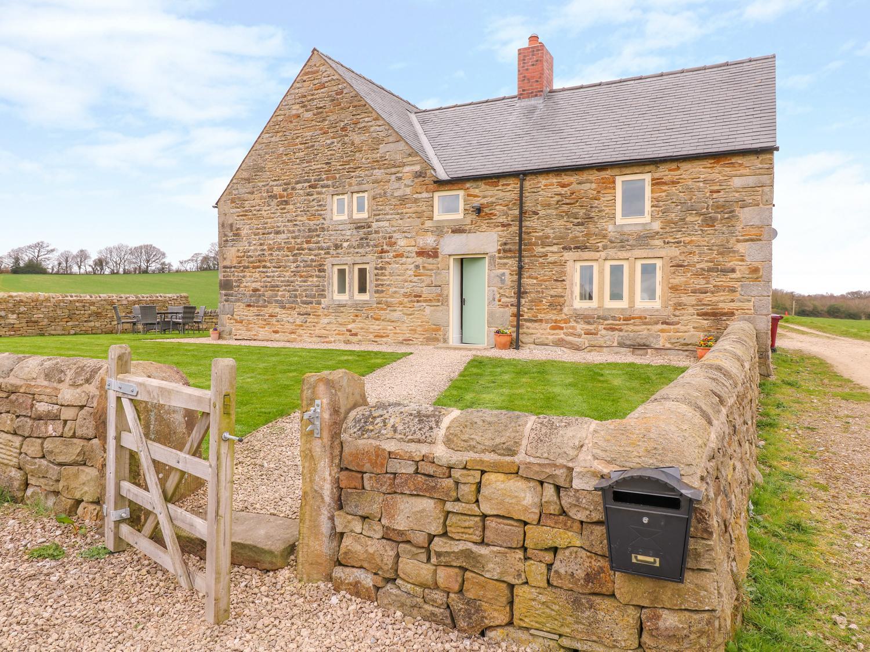 Woodthorpe Cruck Cottage