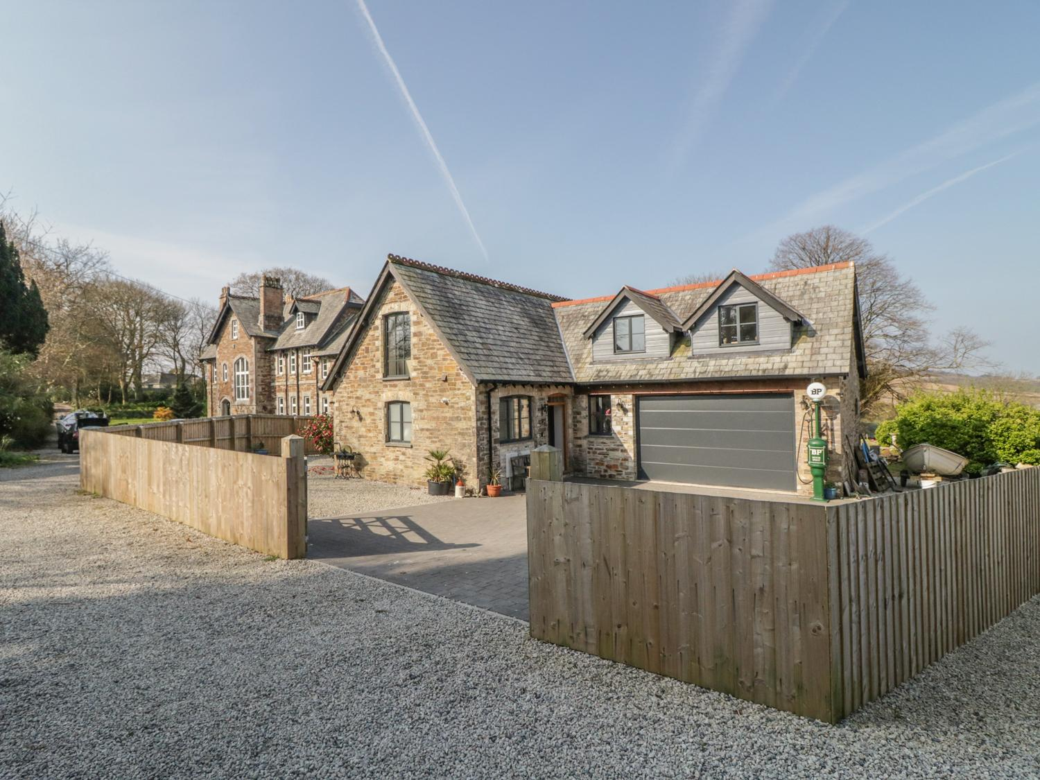 Holiday Cottage Reviews for The Coach House - Holiday Cottage in St Columb Major, Cornwall inc Scilly