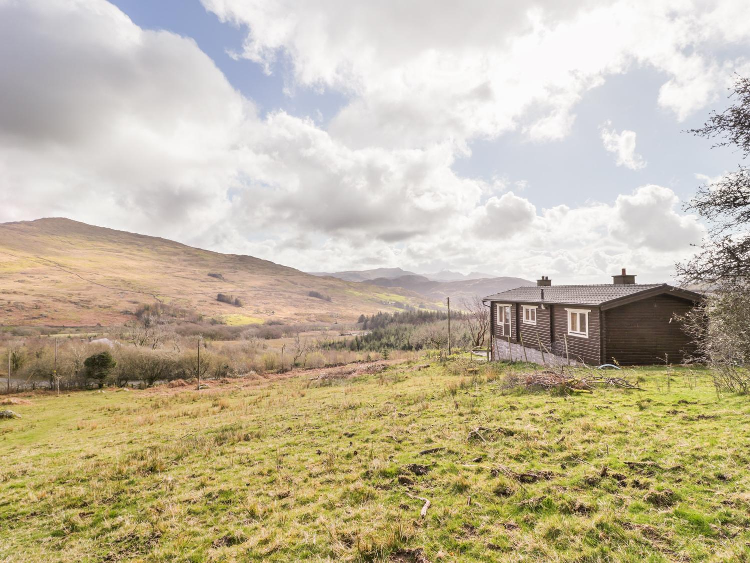 Snowdon Vista Cabin