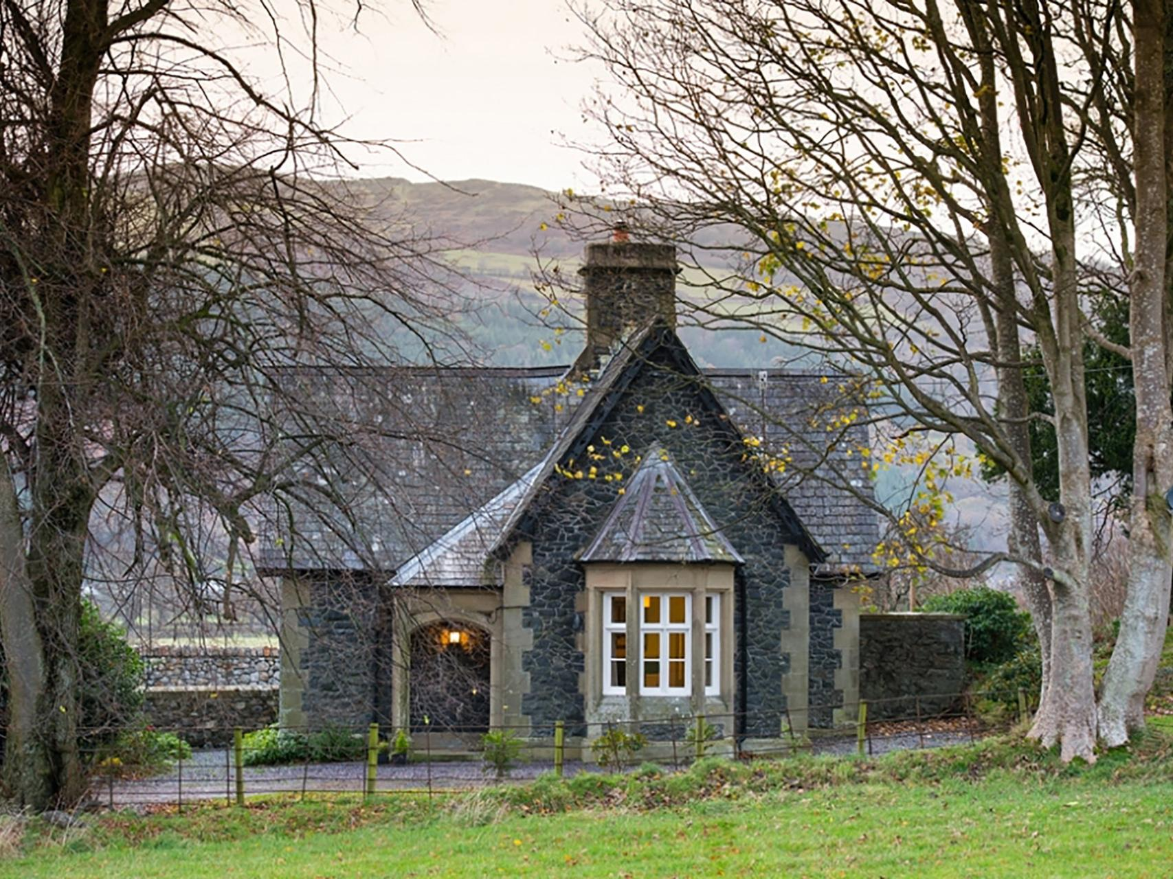 Holiday Cottage Reviews for Plas Madoc Lodge - Holiday Cottage in Conwy Valley, Conwy