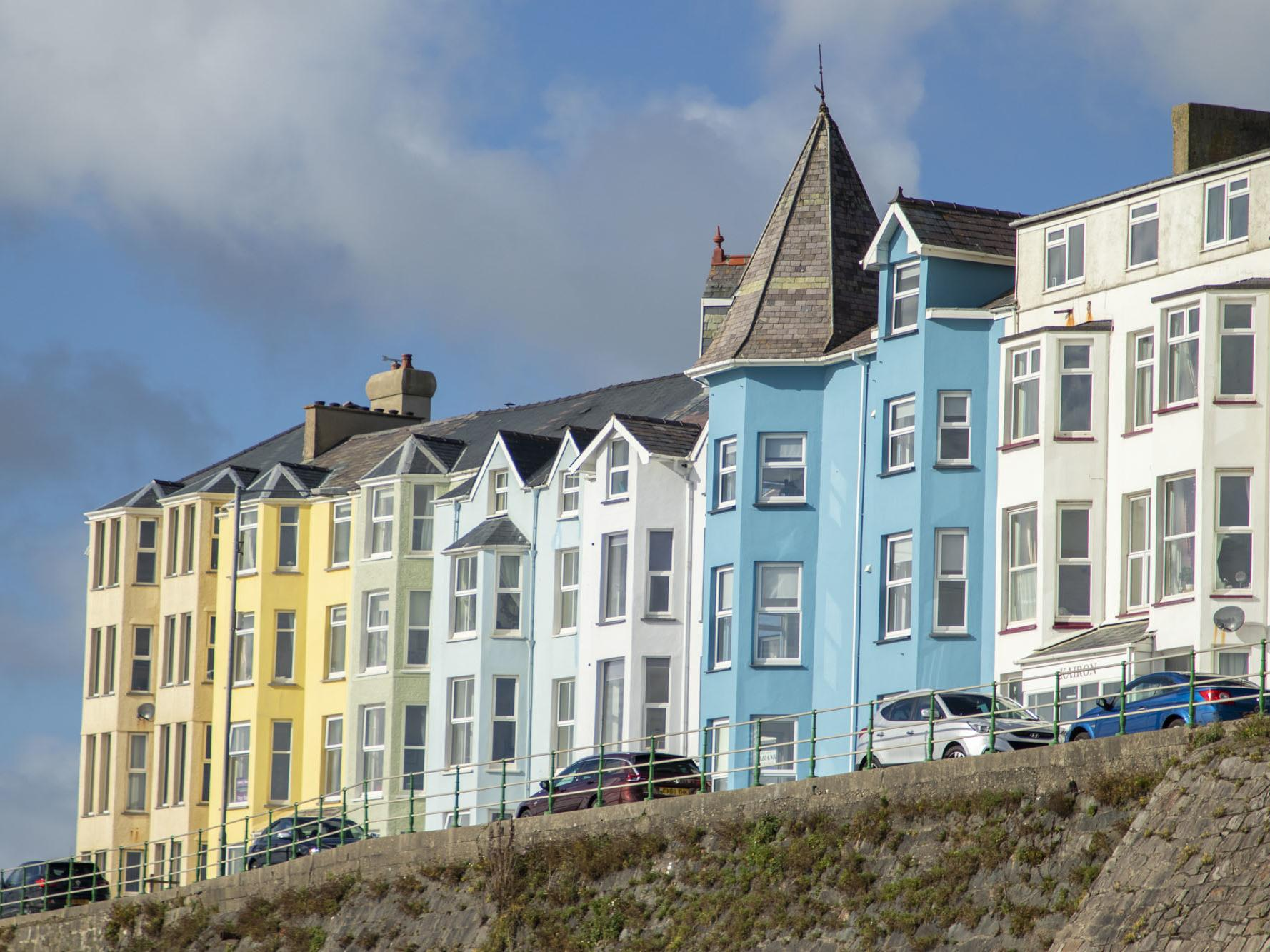 Holiday Cottage Reviews for The Towers - Castell - Holiday Cottage in Criccieth, Gwynedd