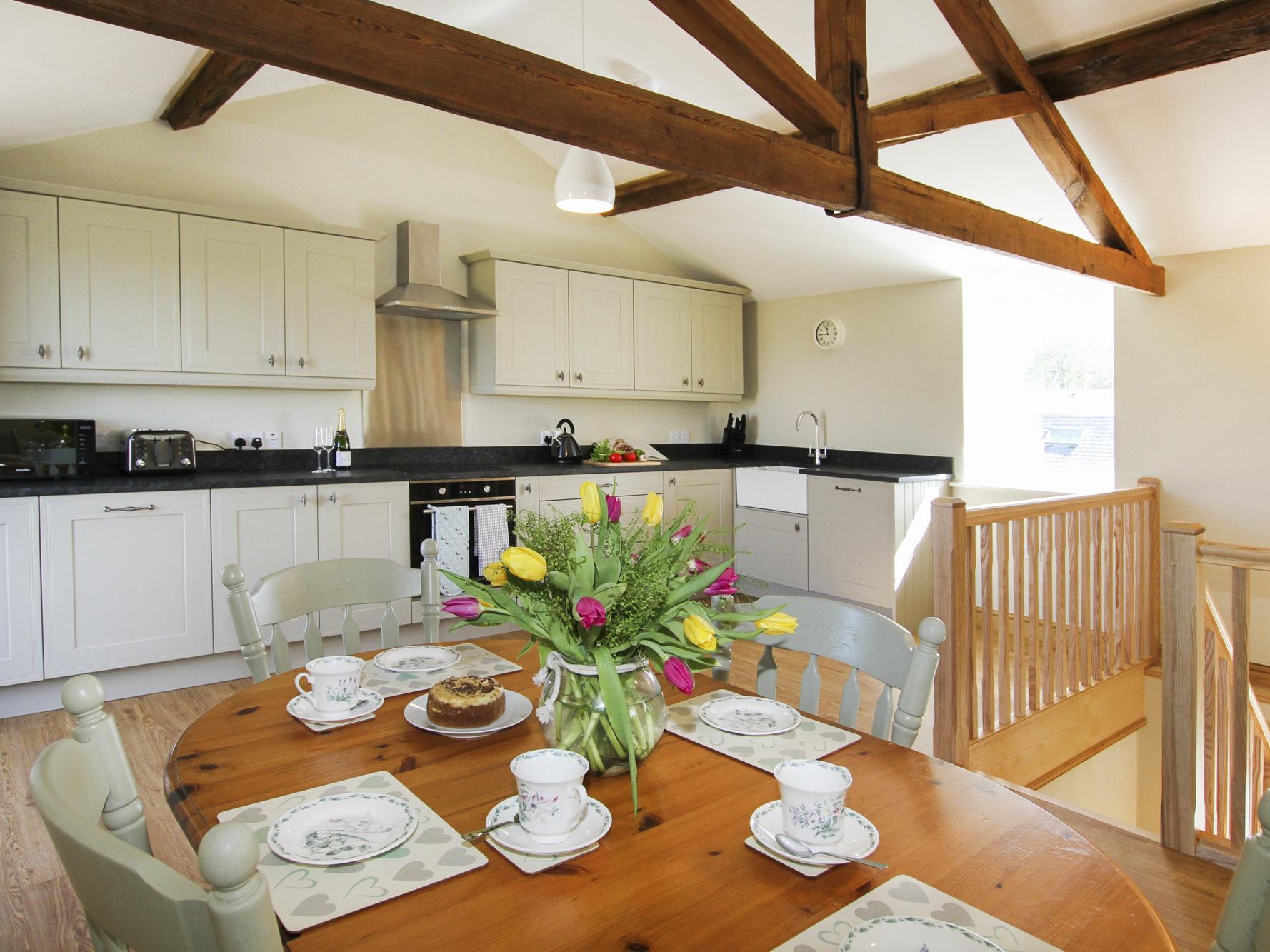 Teal Cottage