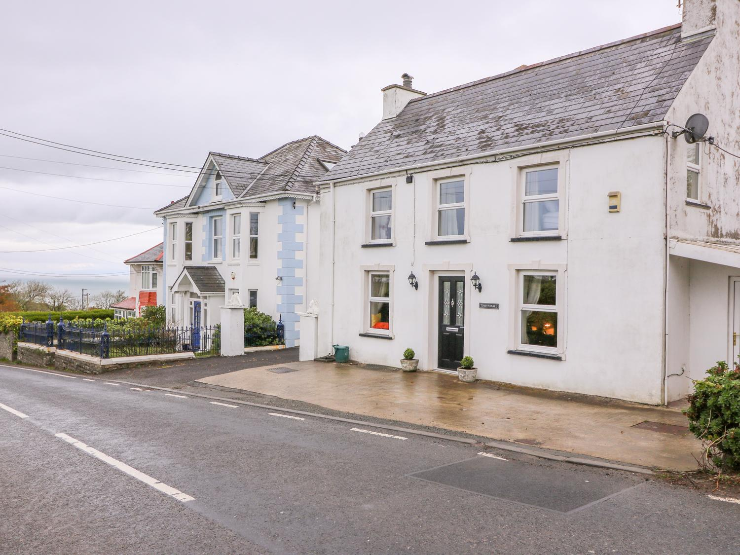 Holiday Cottage Reviews for Towyn Hall - Holiday Cottage in New Quay, Ceredigion