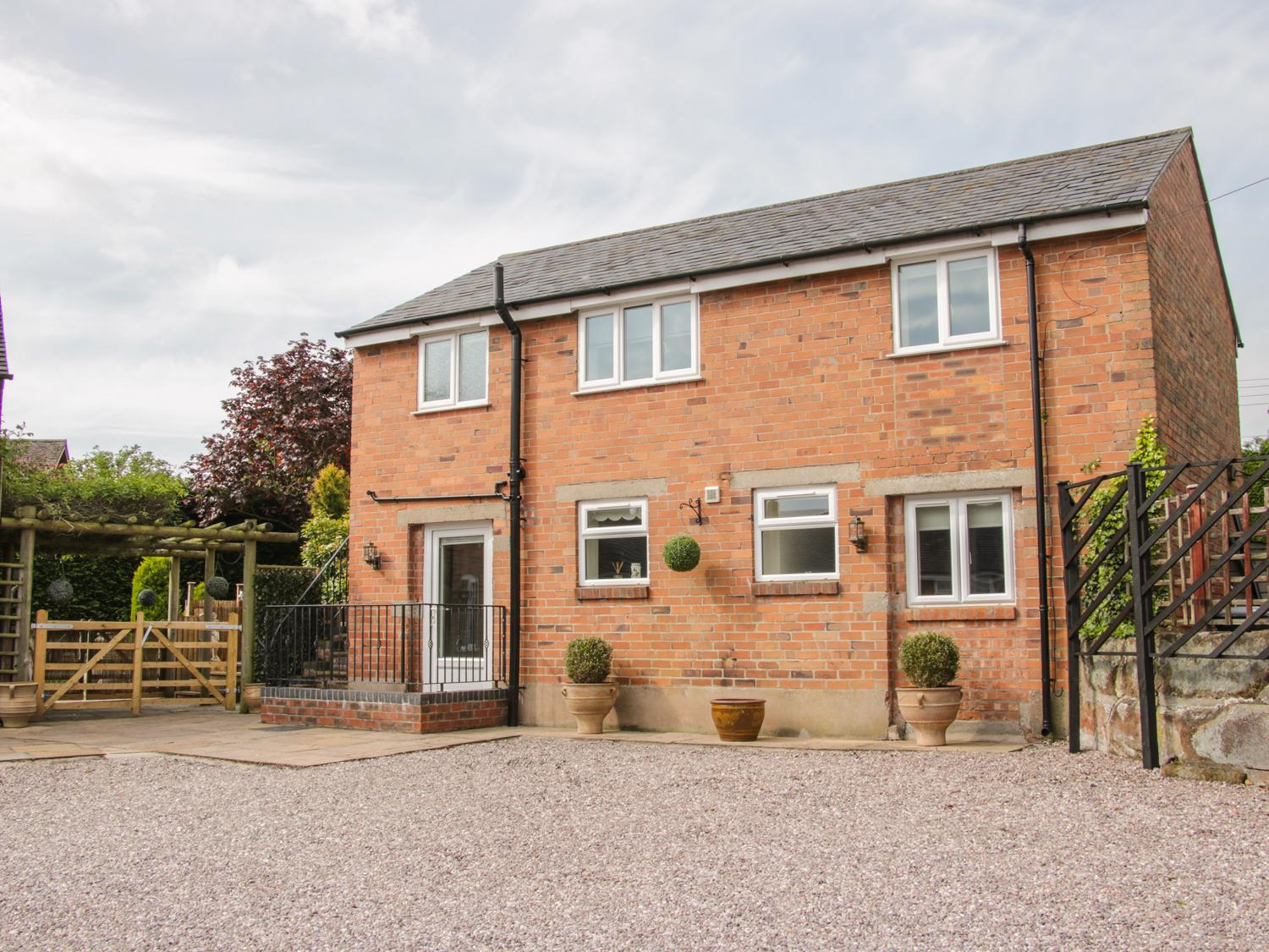 Holiday Cottage Reviews for The Gables Coach House - Holiday Cottage in Shrewsbury, Shropshire