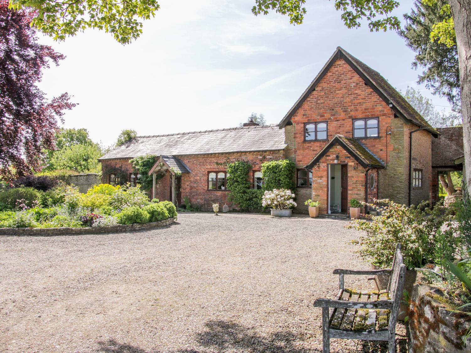 Holiday Cottage Reviews for The Coach House - Holiday Cottage in Ludlow, Shropshire