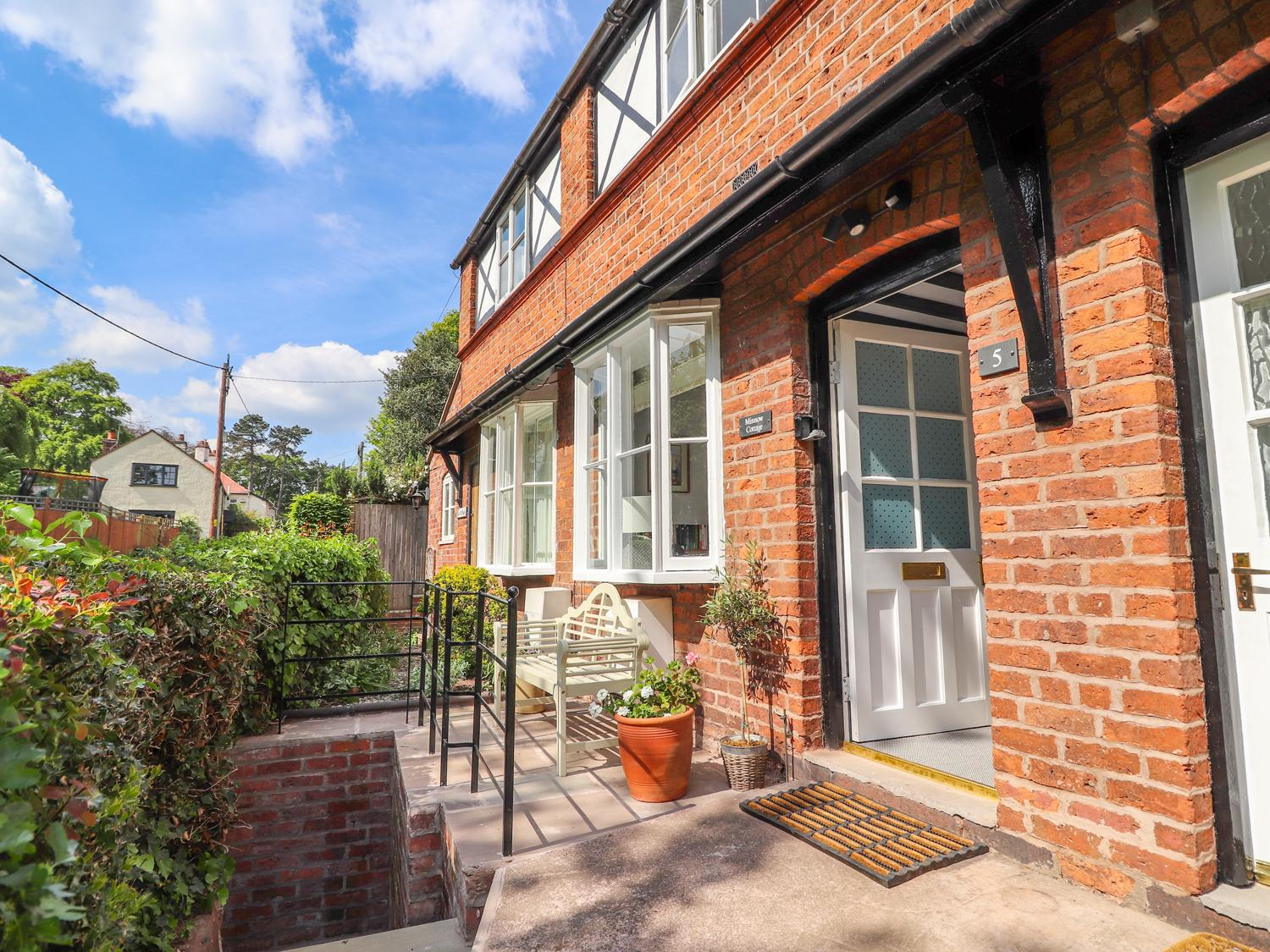 Holiday Cottage Reviews for Minnow Cottage - Holiday Cottage in Malpas, Cheshire