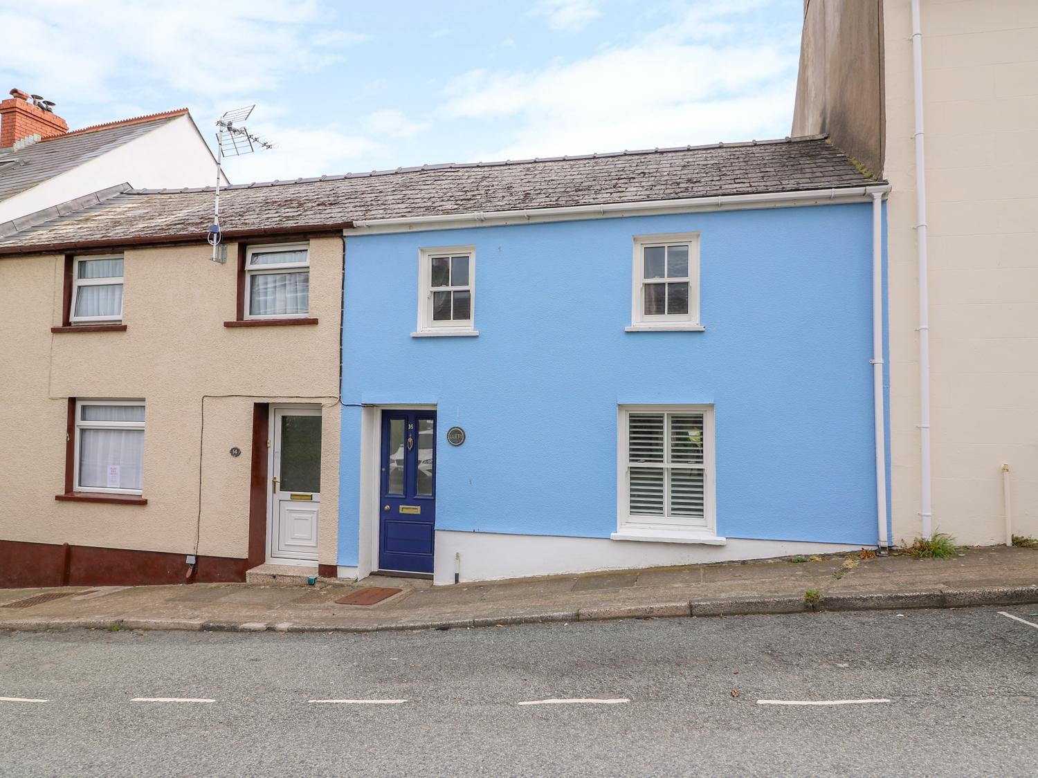 Holiday Cottage Reviews for Llety - Holiday Cottage in Fishguard, Pembrokeshire
