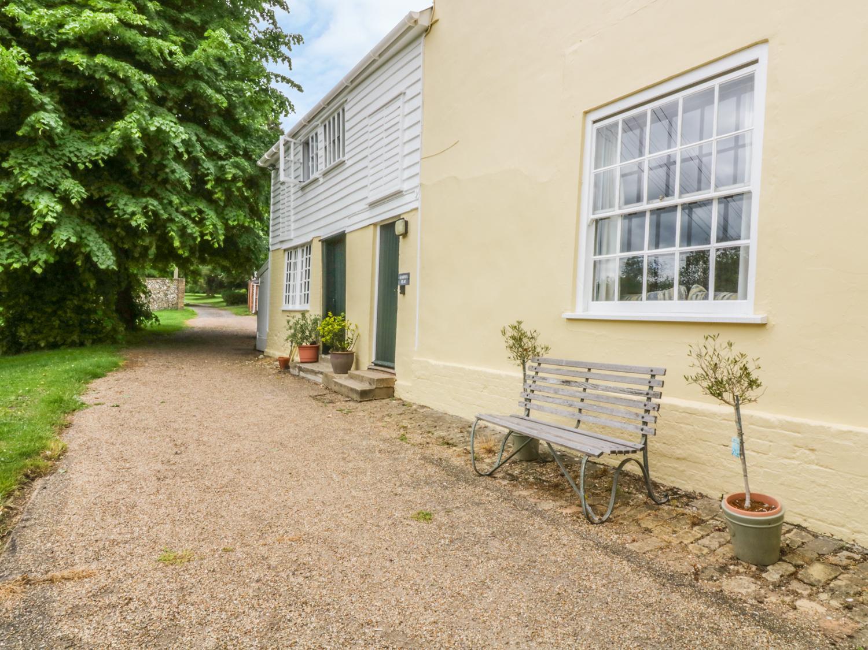 The Garden Flat at Holbecks House