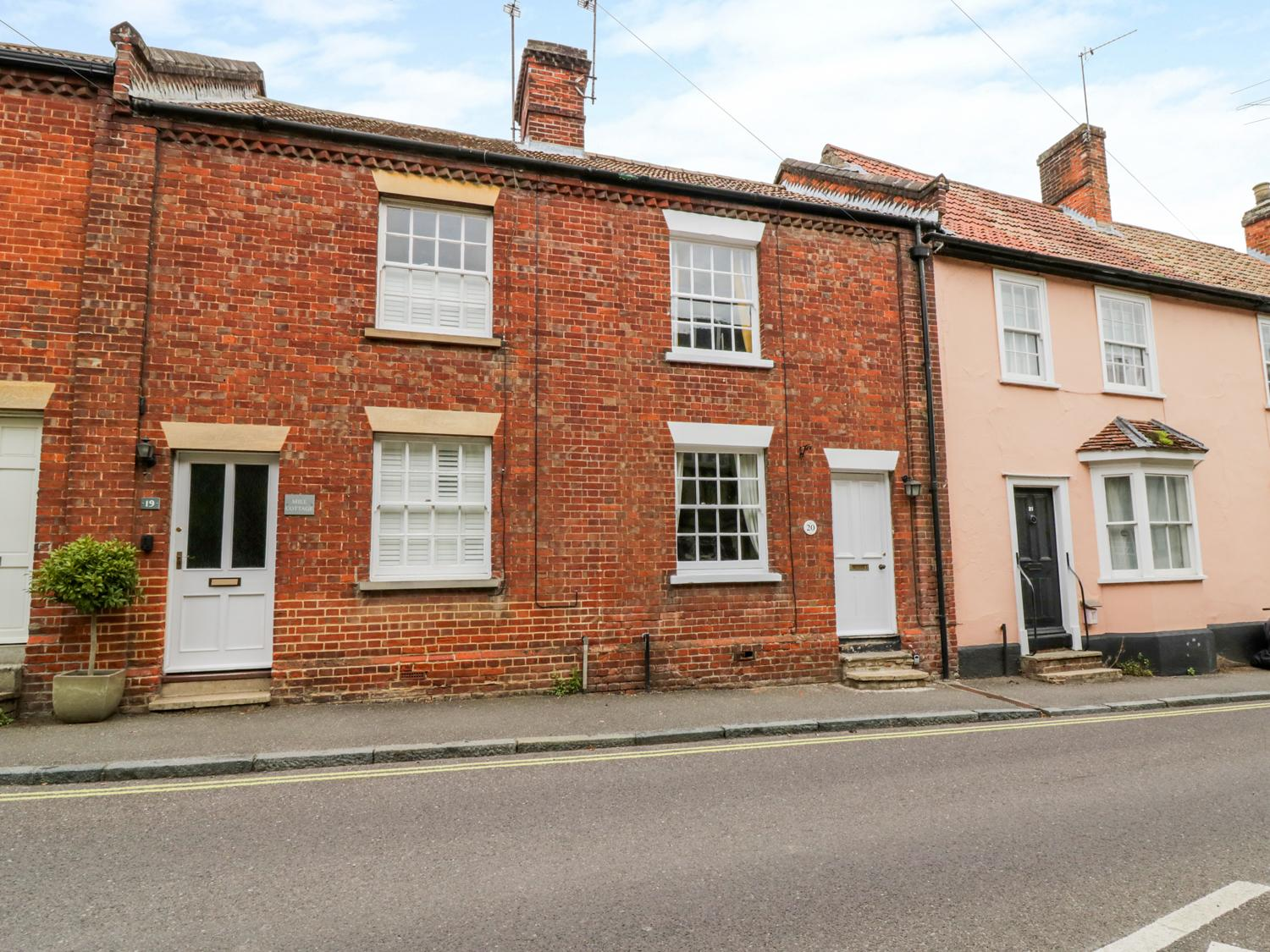 Holiday Cottage Reviews for 20 Water Street - Holiday Cottage in Lavenham, Suffolk