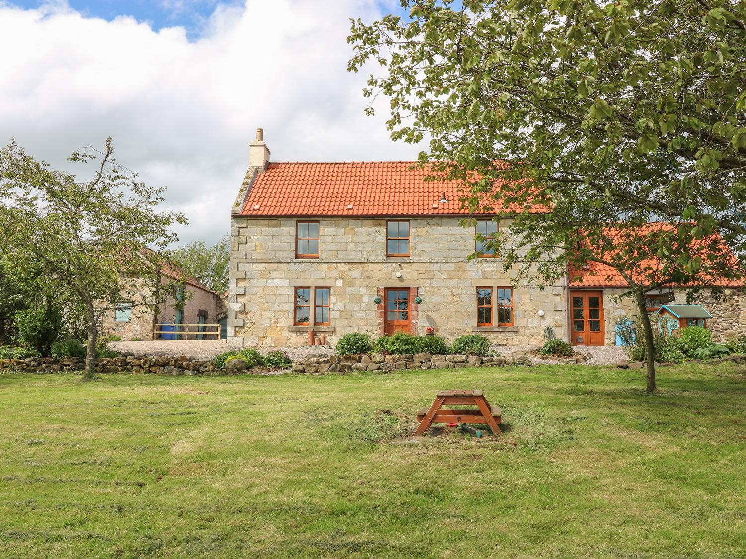 Holiday Cottage Reviews for Burnside of Letham Farm - Holiday Cottage in Leven, Fife