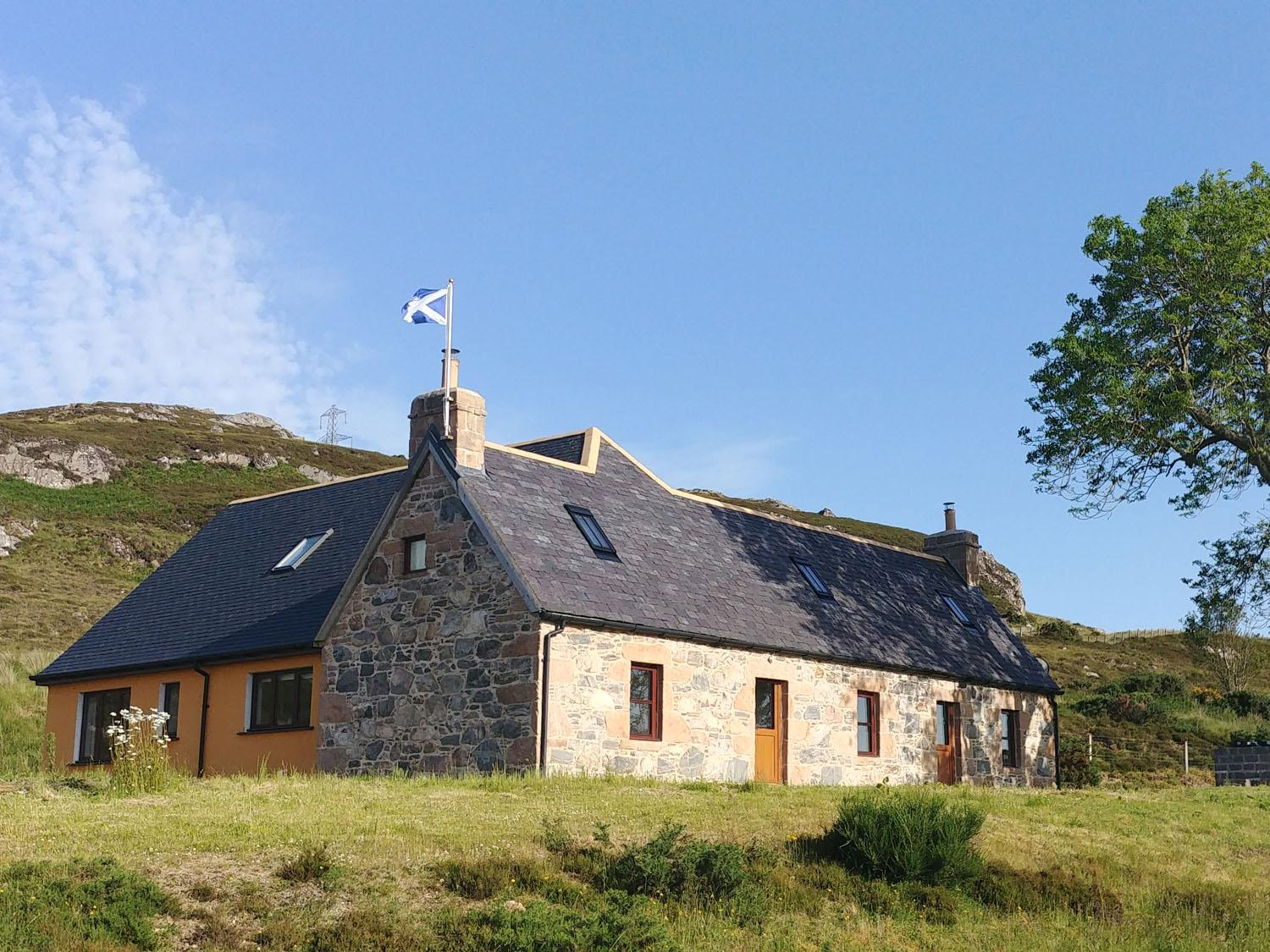 Holiday Cottage Reviews for Cuilfearne Croft - Holiday Cottage in Thurso, Highlands