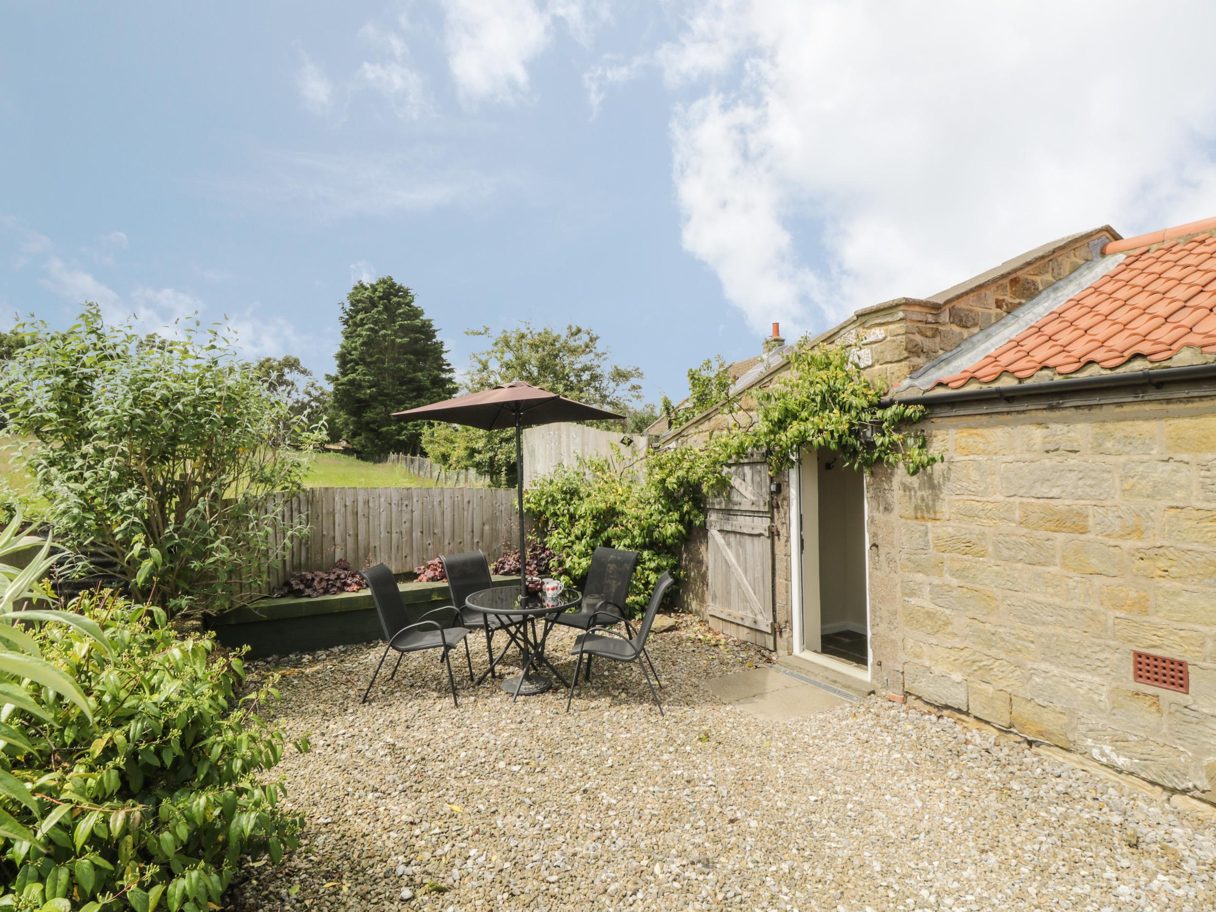 Holiday Cottage Reviews for The Goat Shed - Cottage Holiday in Robin Hood's Bay, North Yorkshire