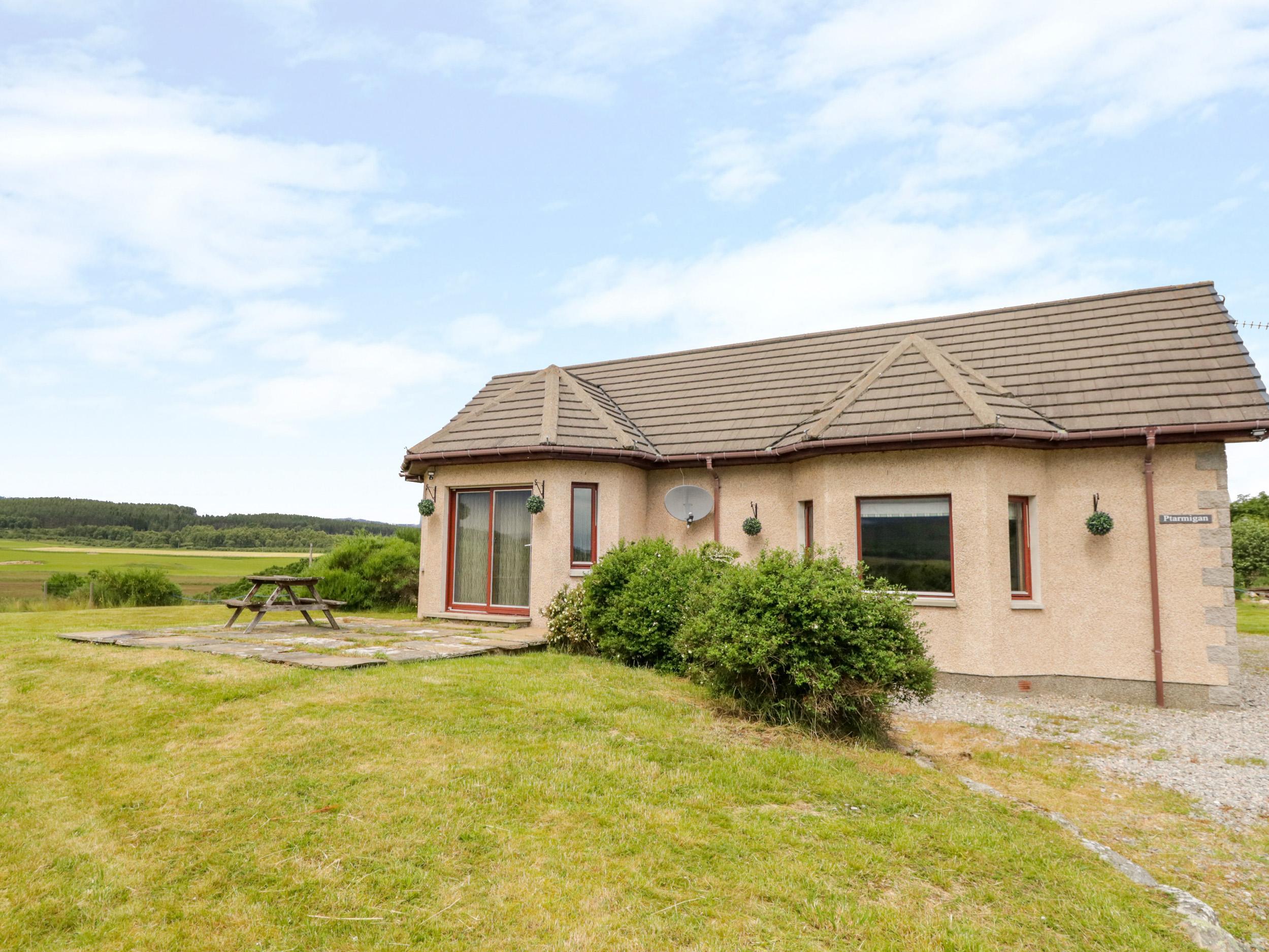 Holiday Cottage Reviews for Ptarmigan - Holiday Cottage in Carrbridge, Highlands