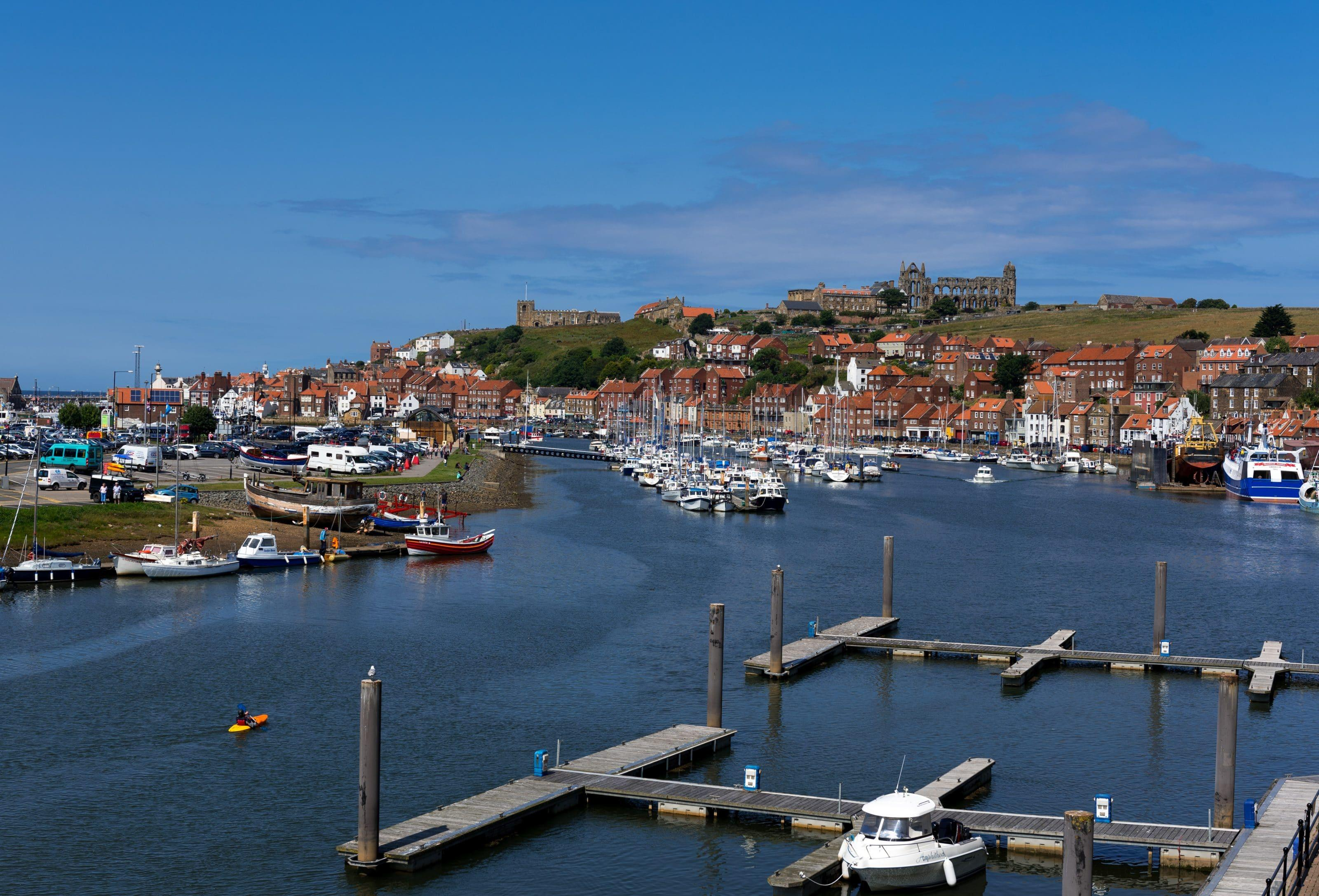 Holiday Cottage Reviews for Watermark Apartment - Holiday Cottage in Whitby, North Yorkshire