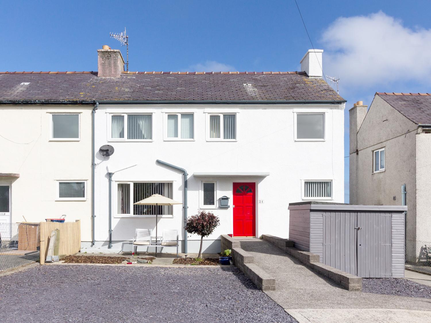 Holiday Cottage Reviews for Ty Taid - Holiday Cottage in Cemaes Bay, Isle Of Anglesey