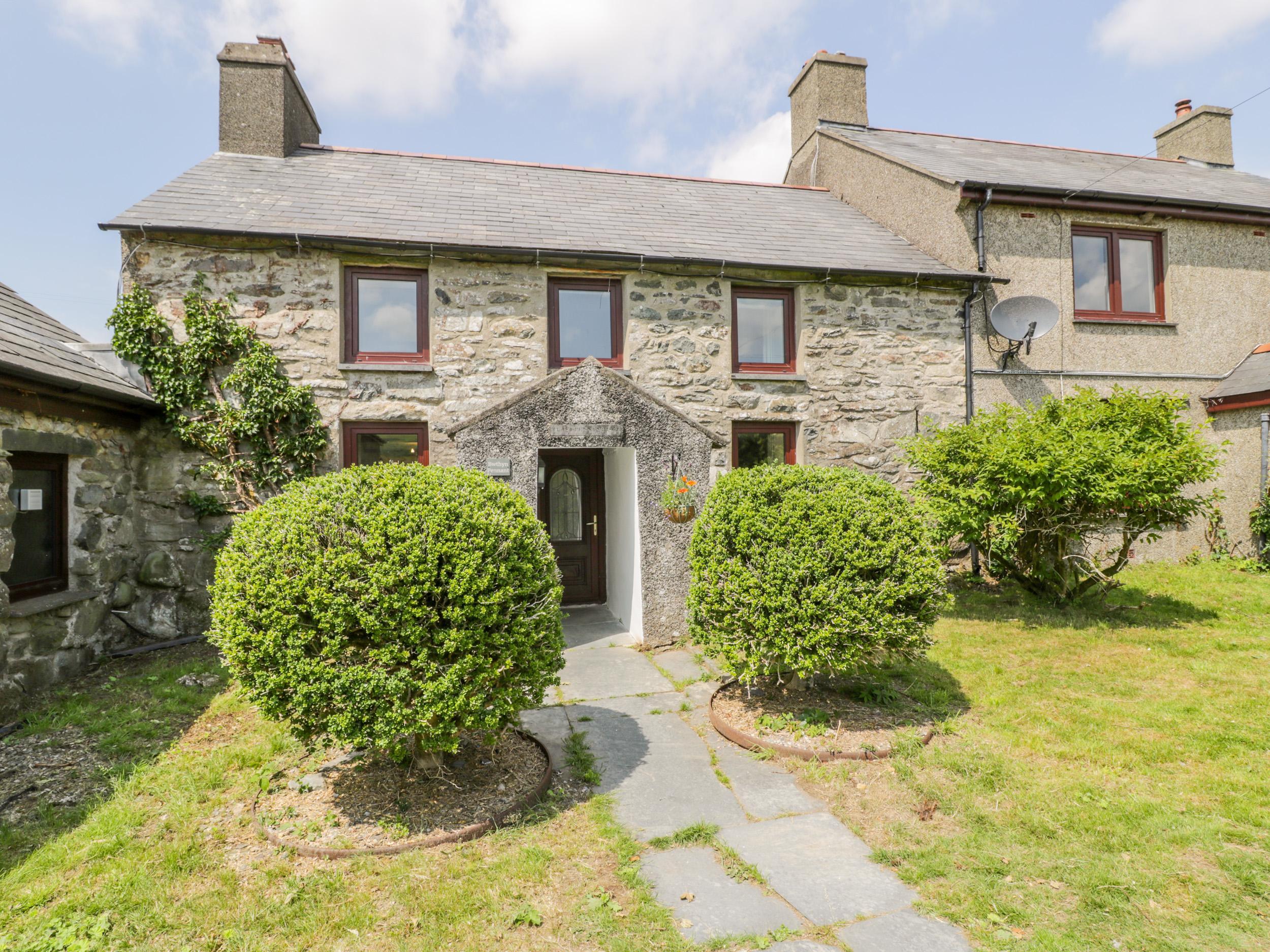 Holiday Cottage Reviews for Bwthyn Pennant - Holiday Cottage in Porthmadog, Gwynedd
