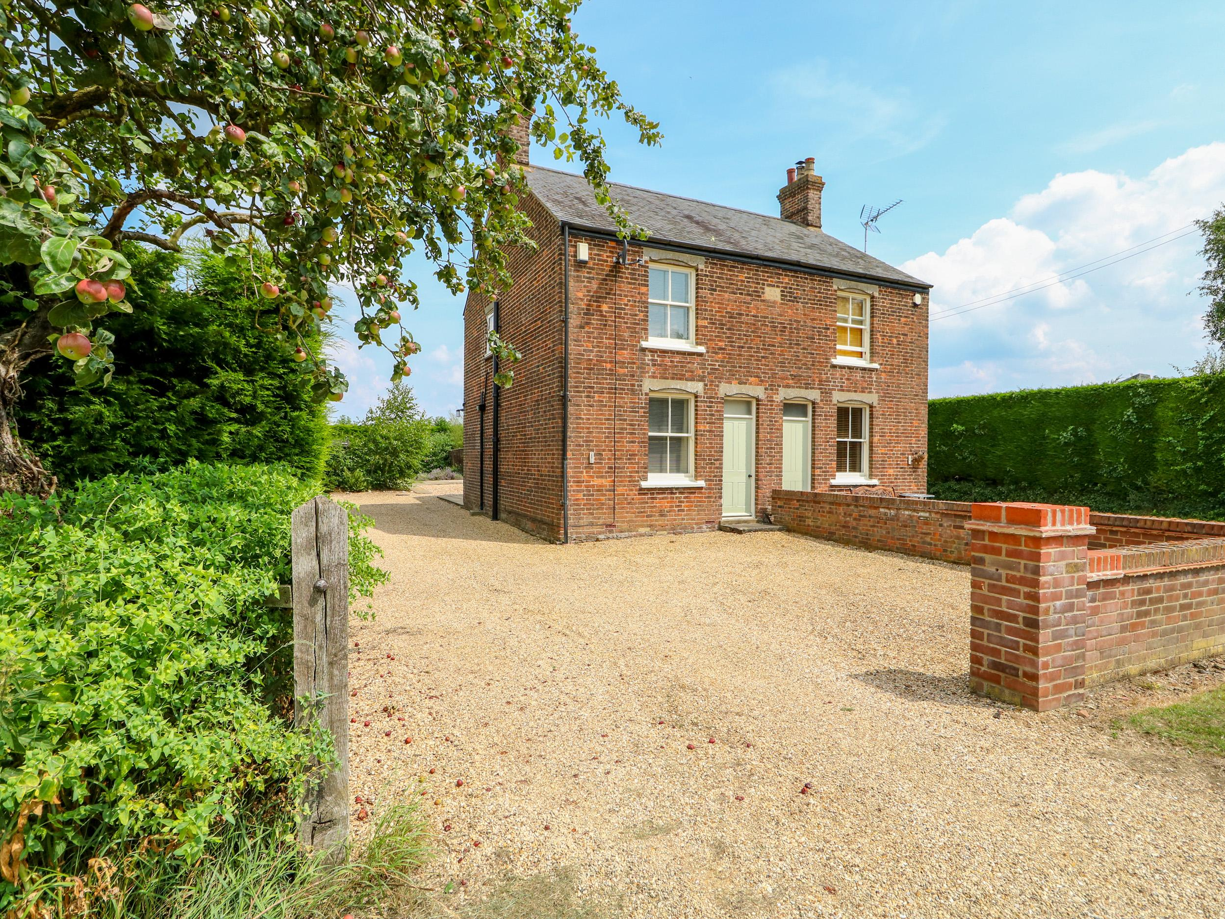 Holiday Cottage Reviews for The Artist's Retreat - Holiday Cottage in Kings Lynn, Norfolk