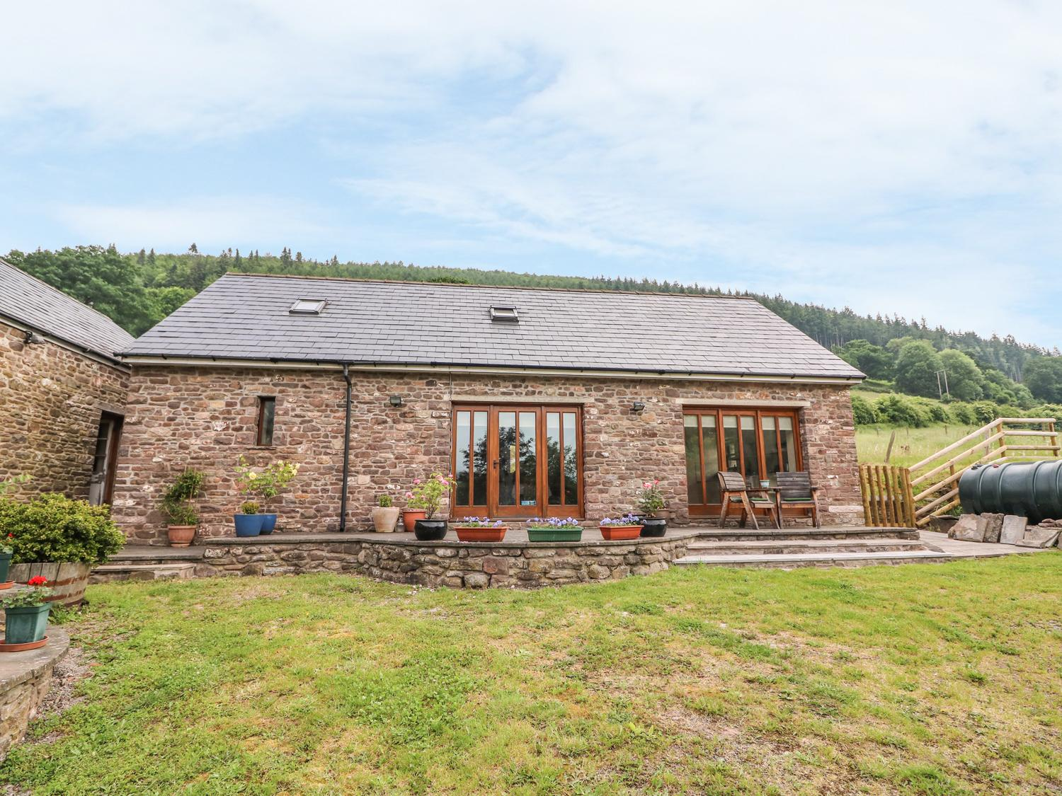 Holiday Cottage Reviews for The Barn - Holiday Cottage in Abergavenny, Monmouthshire