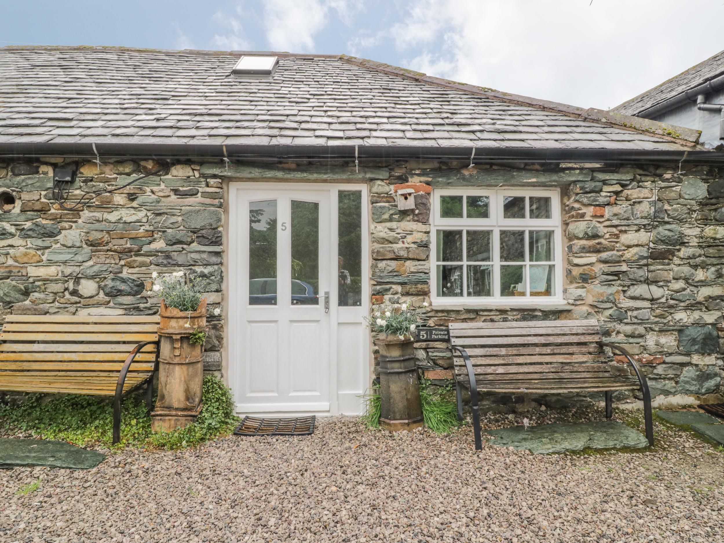 Mews Studio Cottage 5