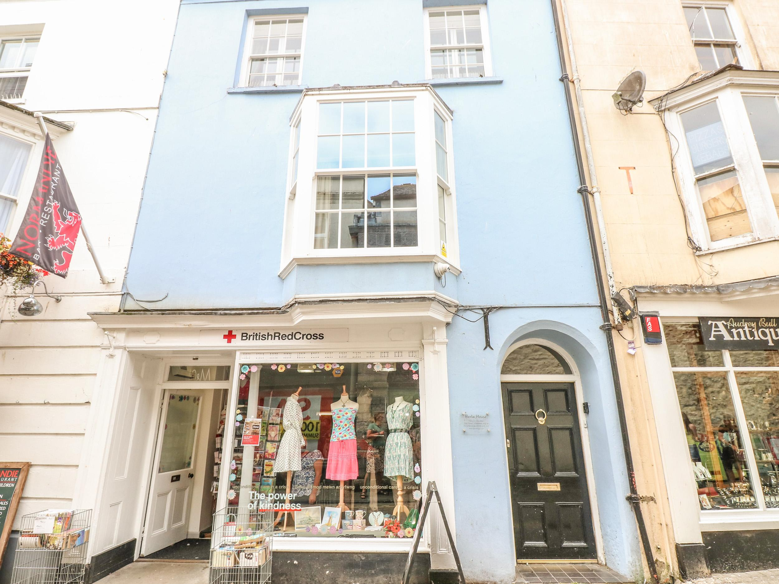 Holiday Cottage Reviews for Berlin House - Self Catering Property in Tenby, Pembrokeshire
