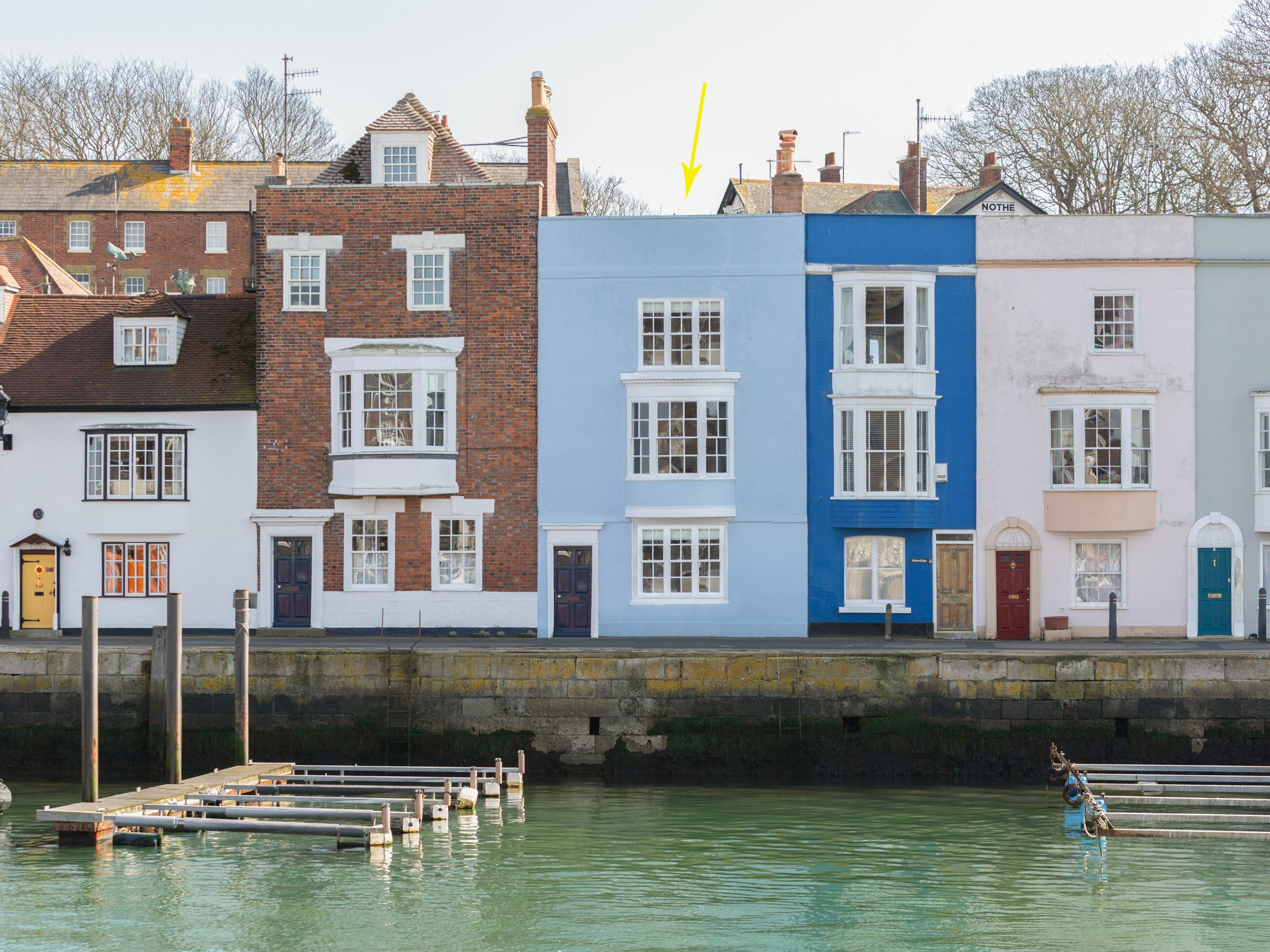 Holiday Cottage Reviews for The Boat House - Holiday Cottage in Weymouth, Dorset
