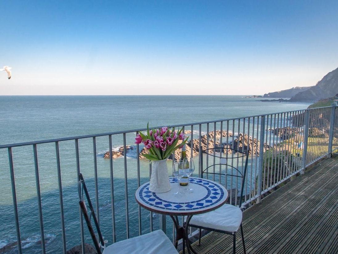 Oceanside Penthouse