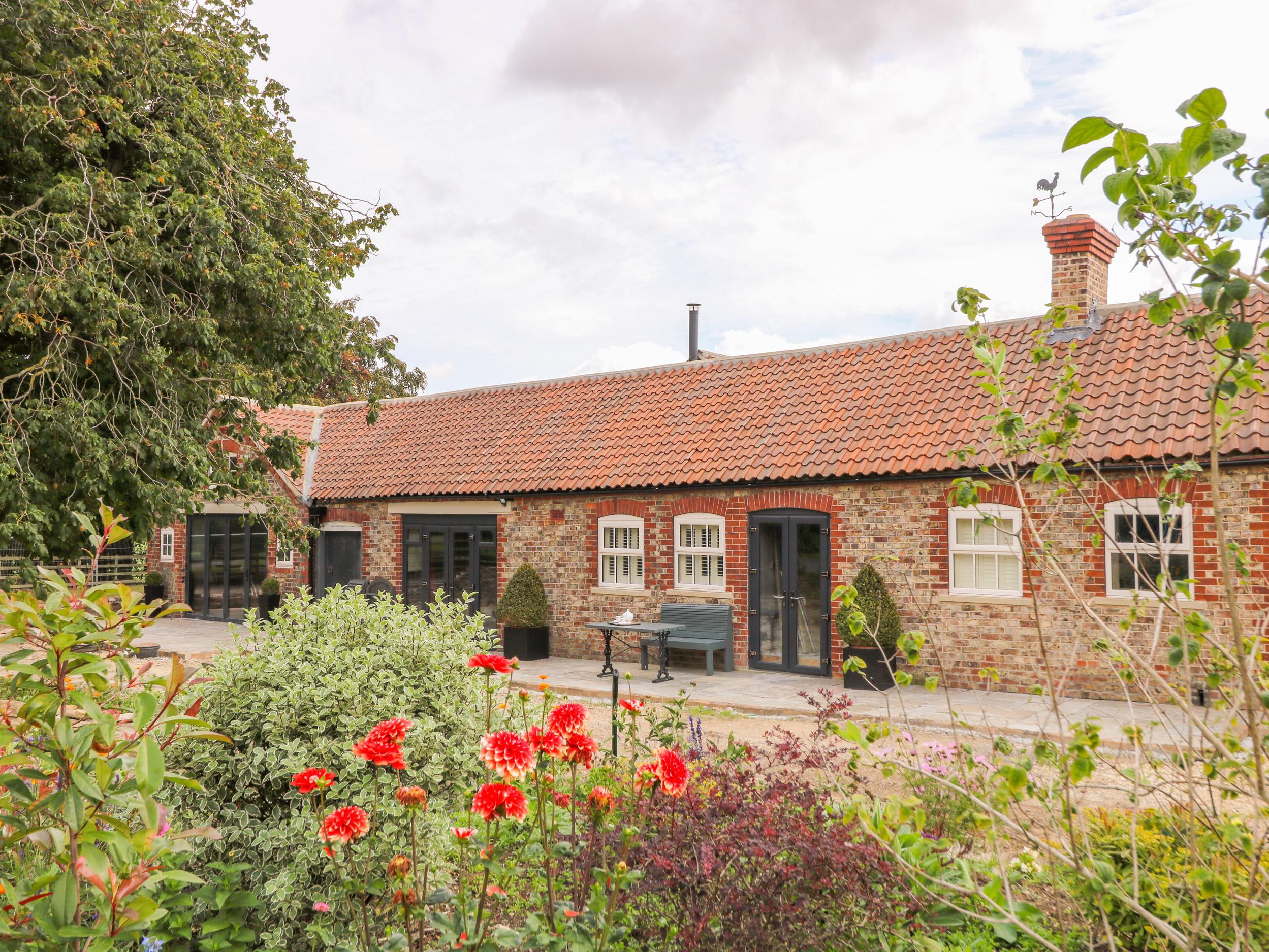 Holiday Cottage Reviews for Sykes Lodge - Holiday Cottage in Malton, North Yorkshire