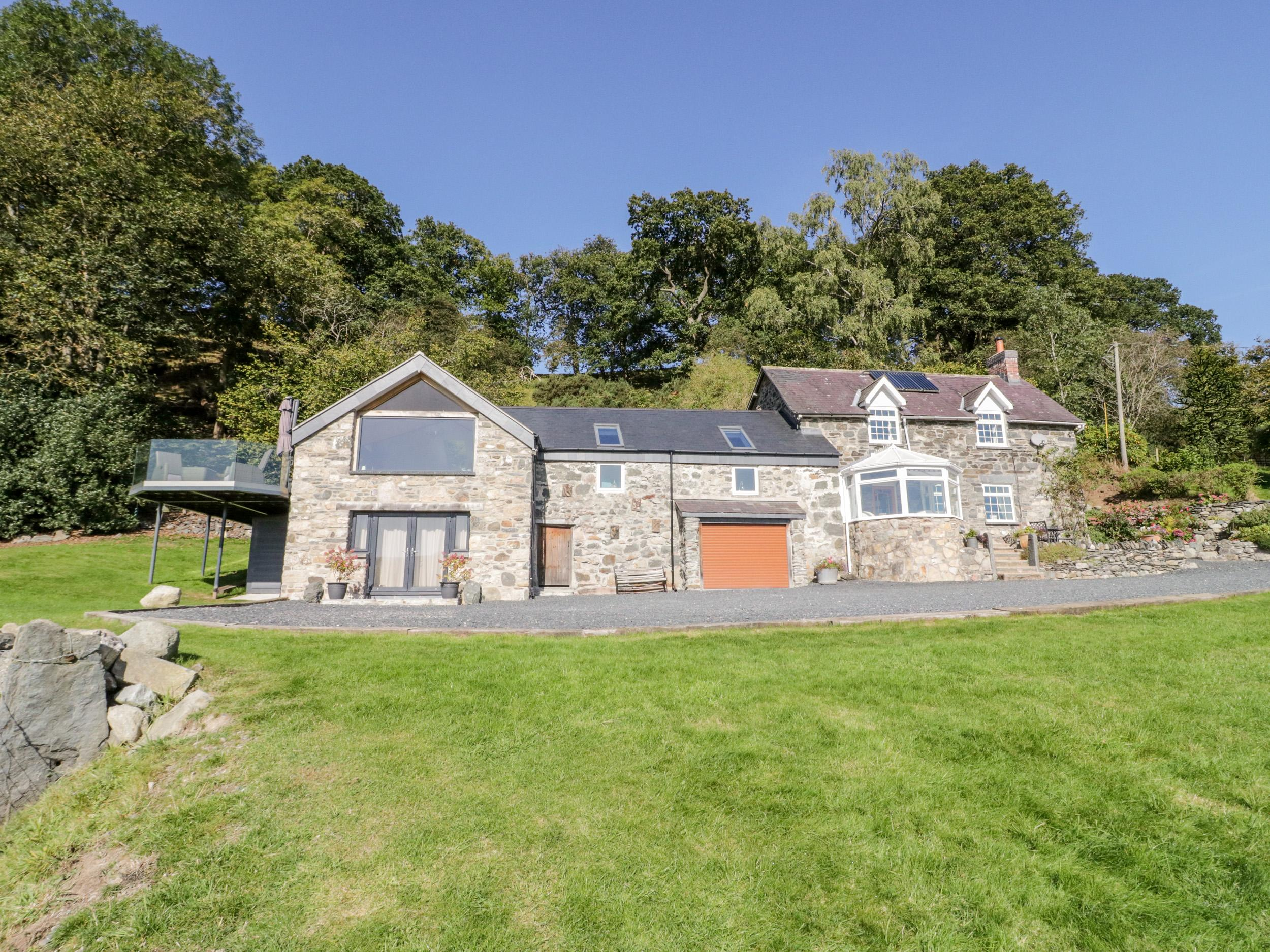 Holiday Cottage Reviews for Tyn Llwyn - Holiday Cottage in Corwen, Denbighshire