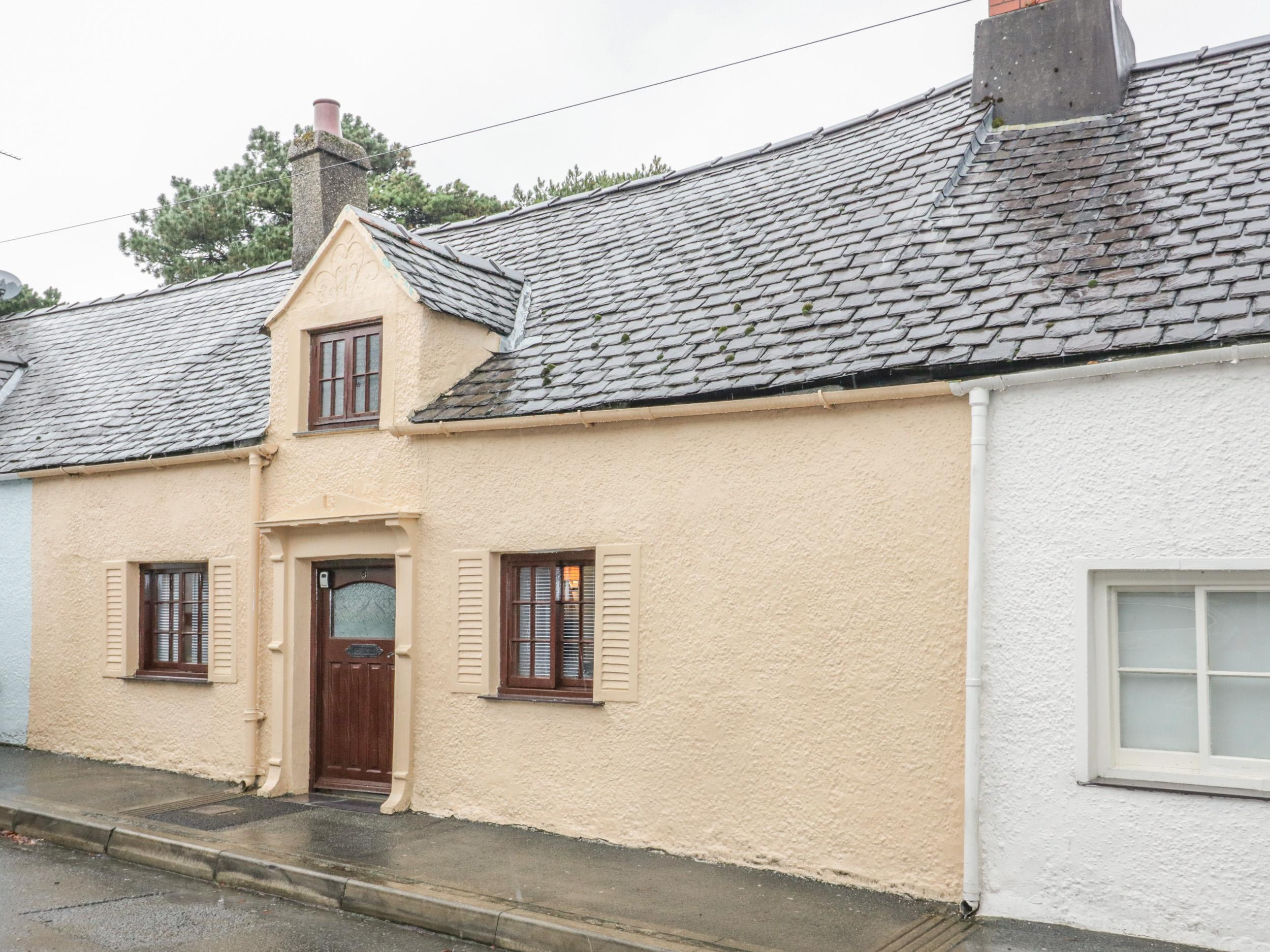 Holiday Cottage Reviews for 8 Wexham Street - Holiday Cottage in Beaumaris, Isle Of Anglesey