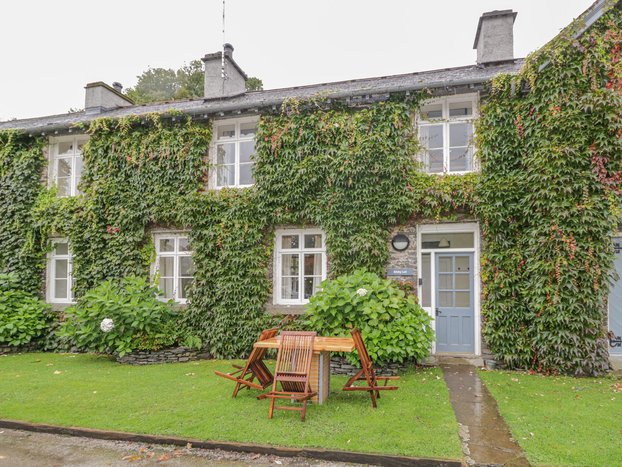 Holiday Cottage Reviews for Bibby Lot - Cottage Holiday in Hawkshead, Cumbria