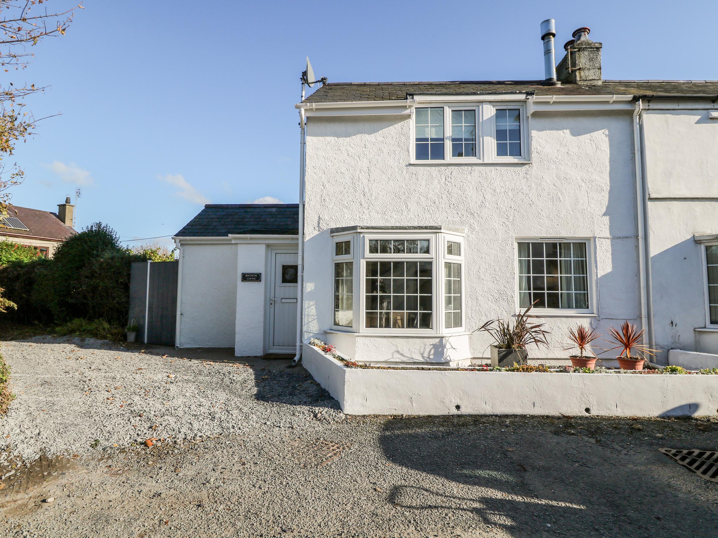 Holiday Cottage Reviews for Bwthyn Gwyn - Holiday Cottage in Morfa Nefyn, Gwynedd
