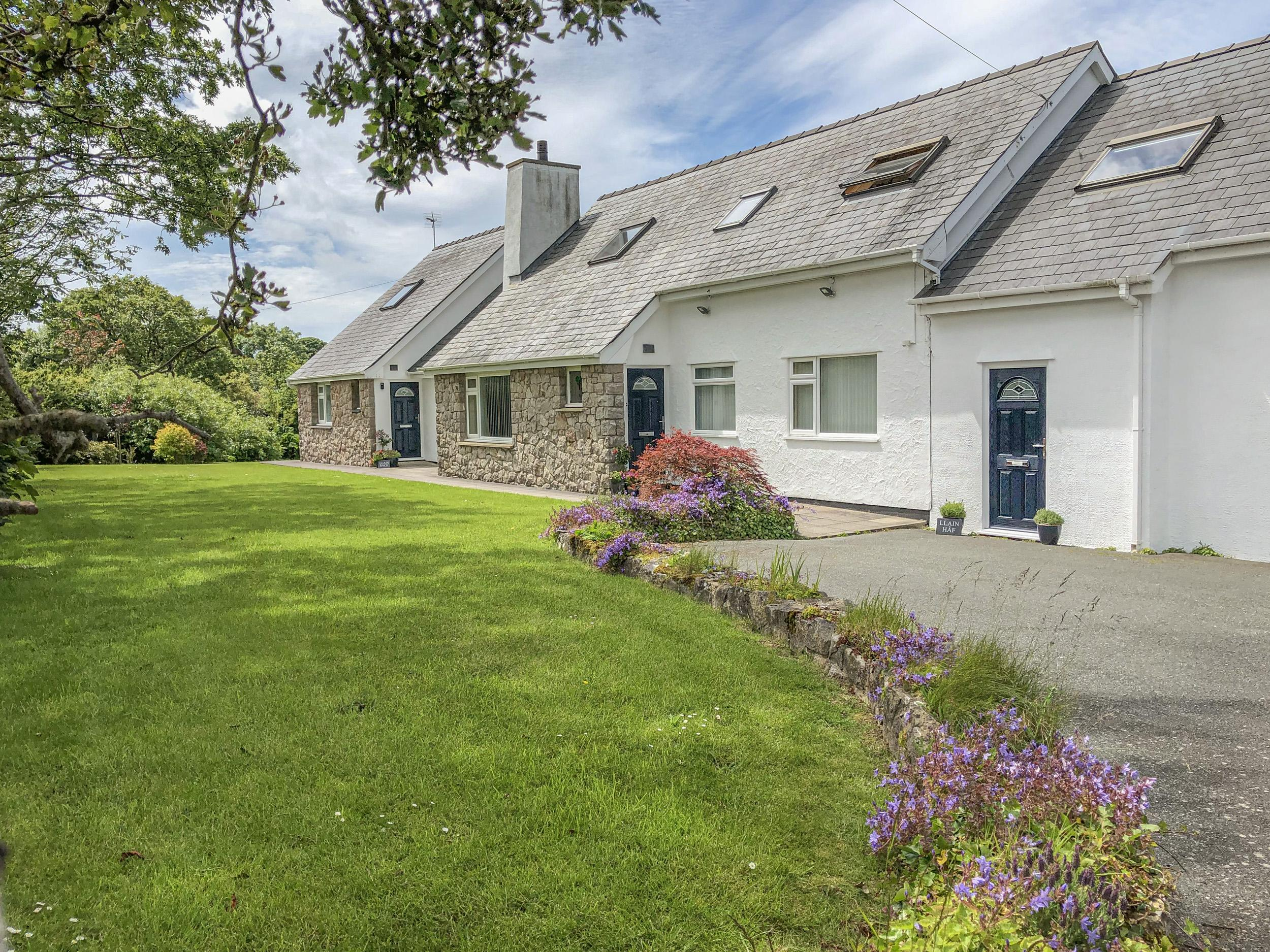 Holiday Cottage Reviews for Llain Haf - Holiday Cottage in Llangefni, Isle Of Anglesey