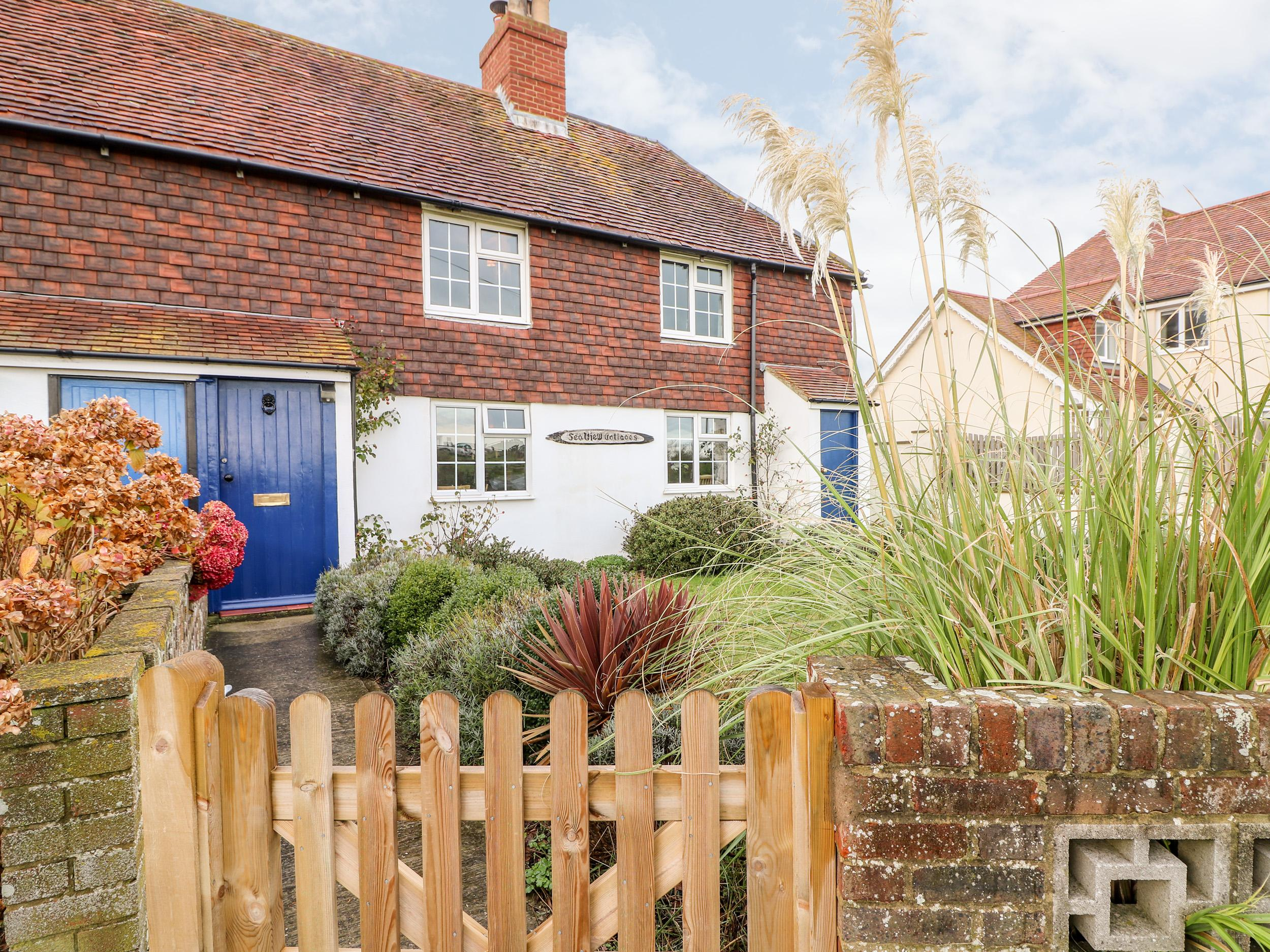 Holiday Cottage Reviews for 2 Seaview Cottages - Holiday Cottage in Bexhill-on-sea, East Sussex