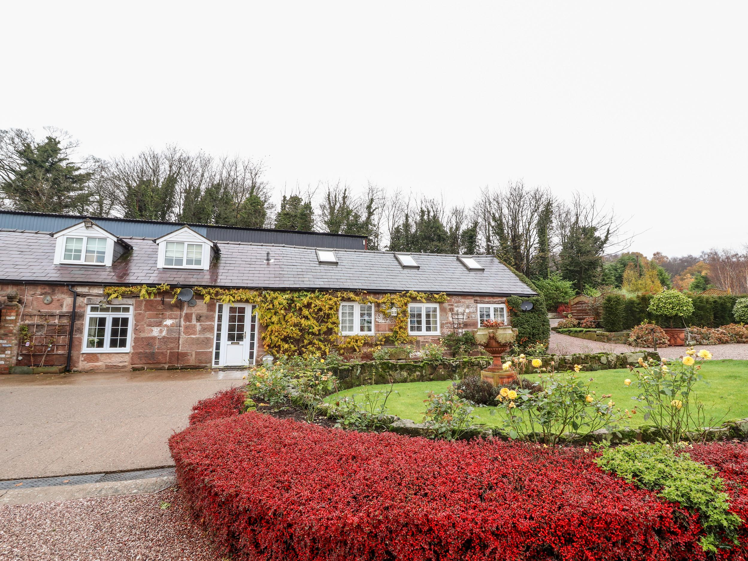 Holiday Cottage Reviews for The Blue House - Holiday Cottage in Chester, Cheshire