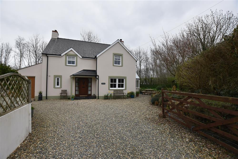 Holiday Cottage Reviews for Ty Oriel - Holiday Cottage in Newport, Pembrokeshire