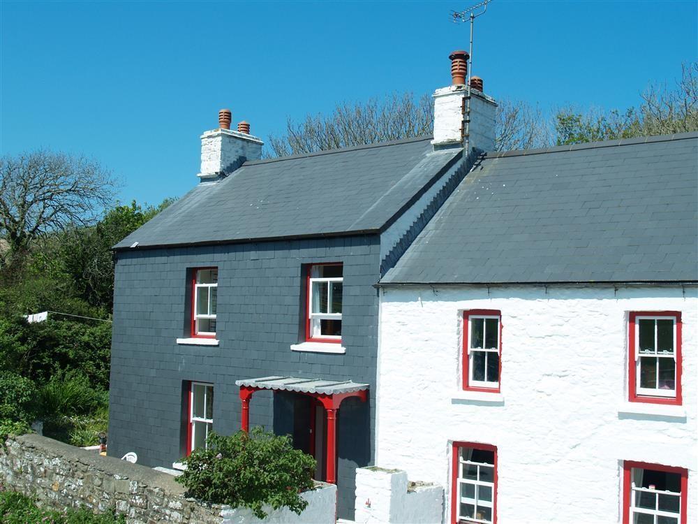 Dinas Island Cottage