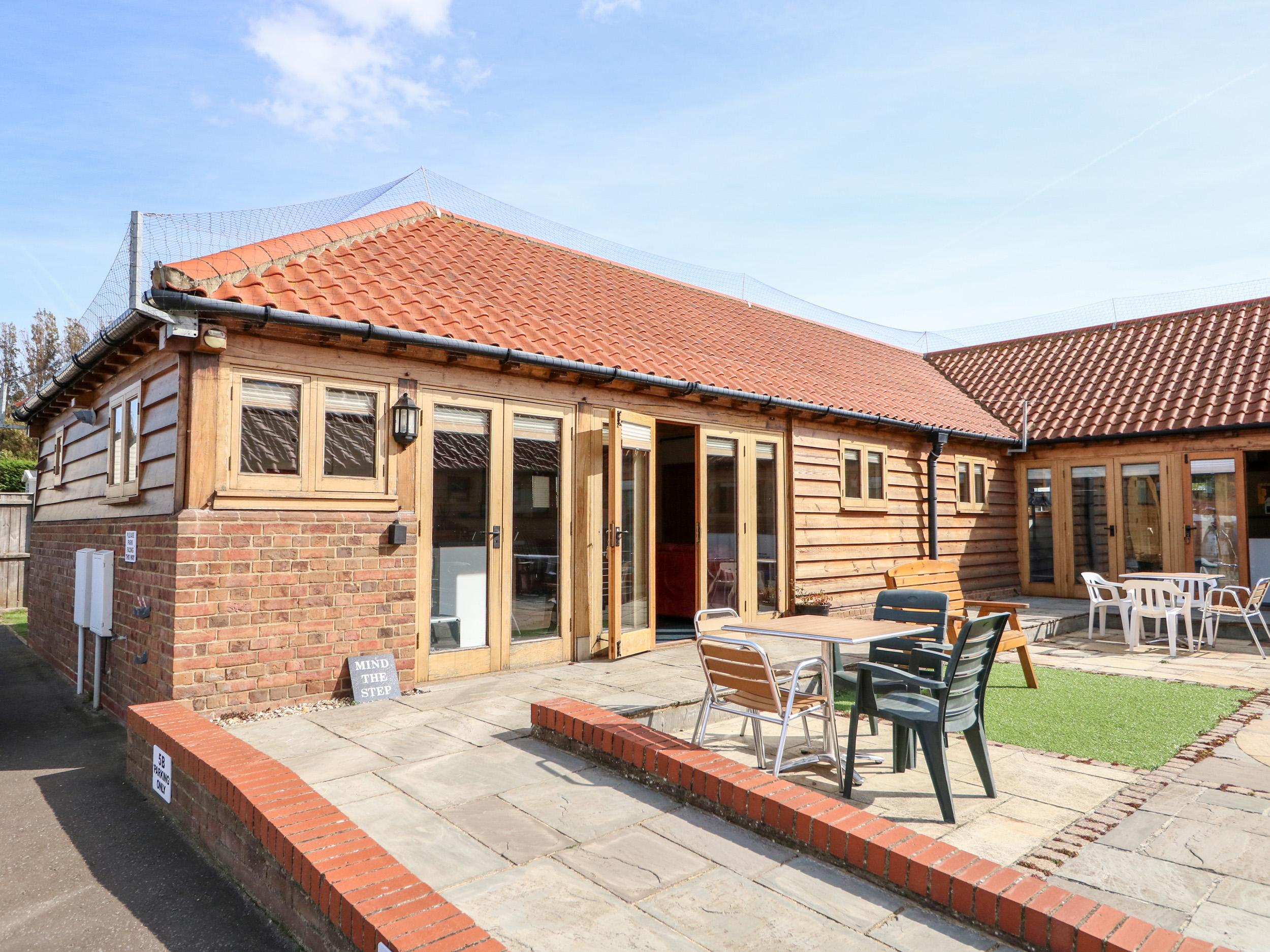 Holiday Cottage Reviews for 5a Hideways - Self Catering in Hunstanton, Norfolk