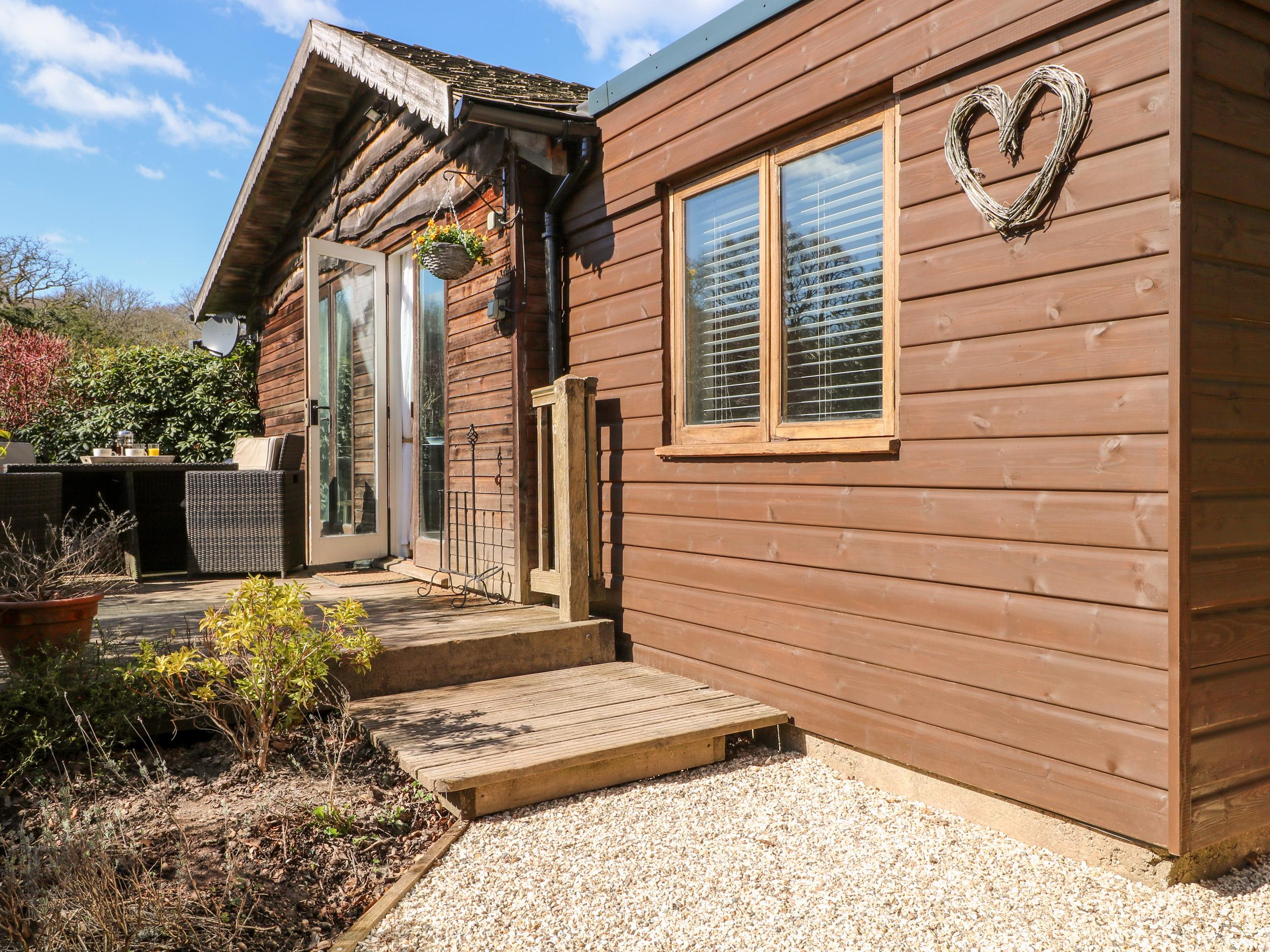 Woodmancote Lodge
