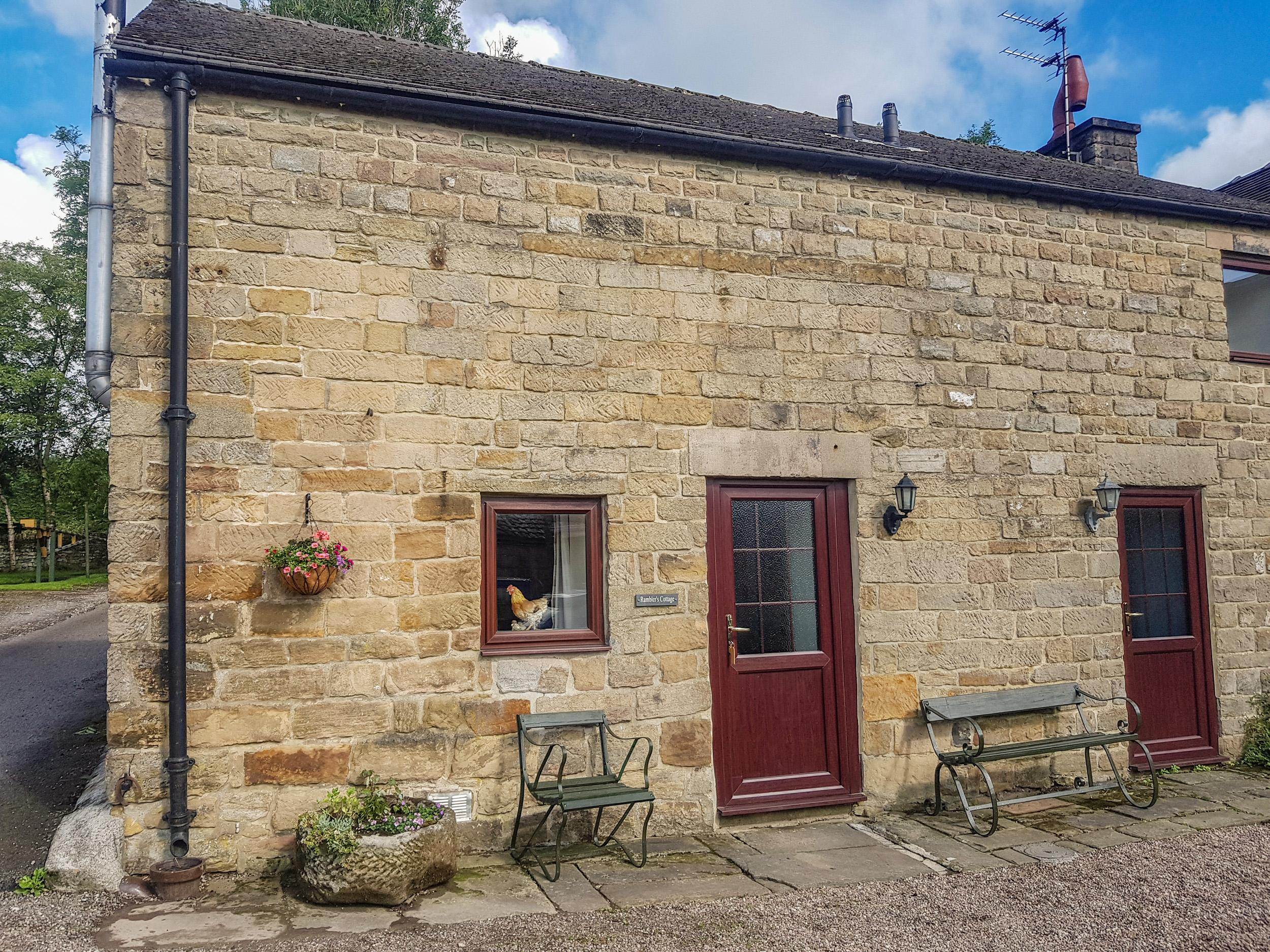 Holiday Cottage Reviews for Rambler's Cottage - Holiday Cottage in Matlock, Derbyshire