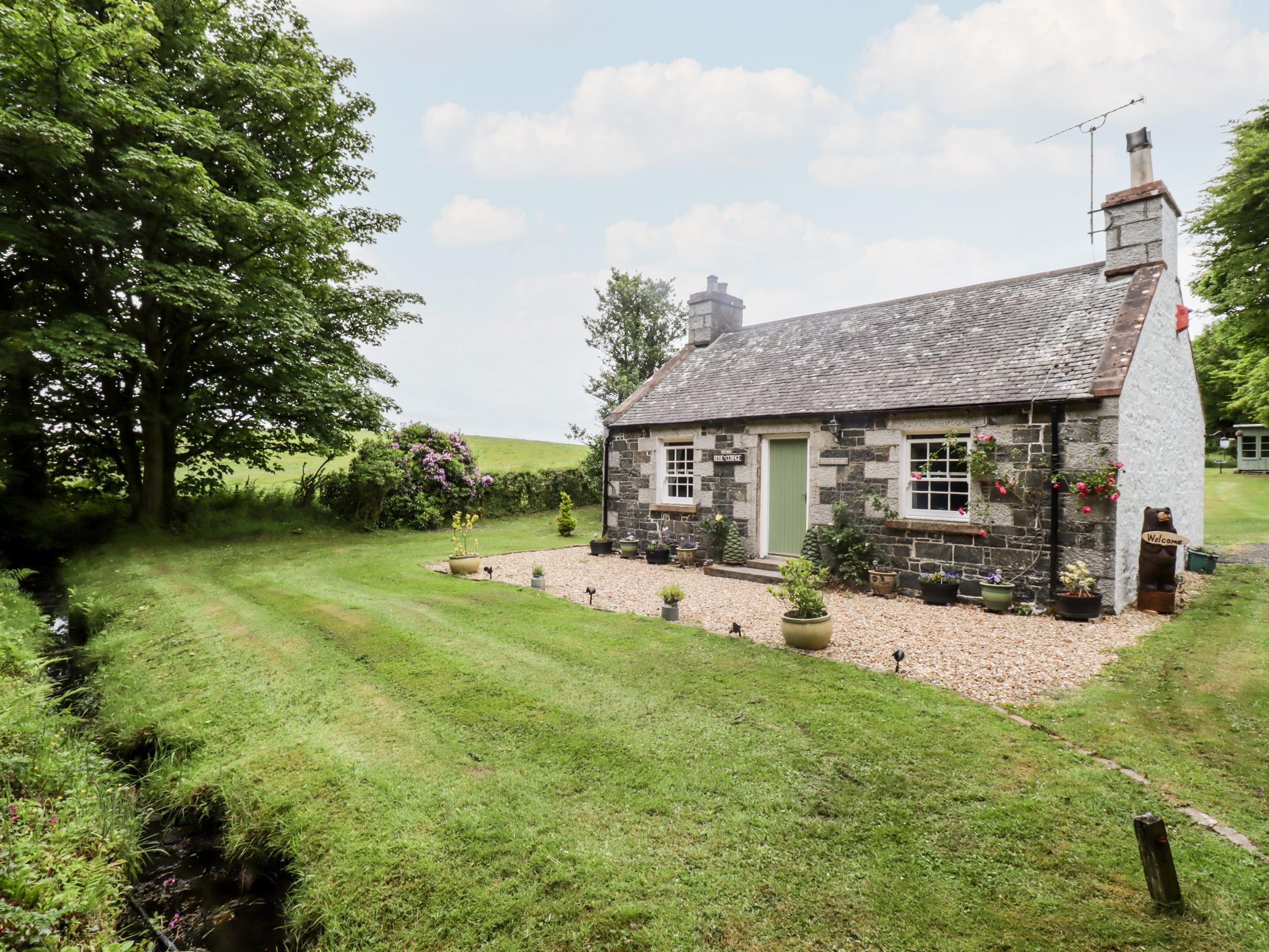 Holiday Cottage Reviews for Rose Cottage - Holiday Cottage in Stranraer, Dumfries and Galloway