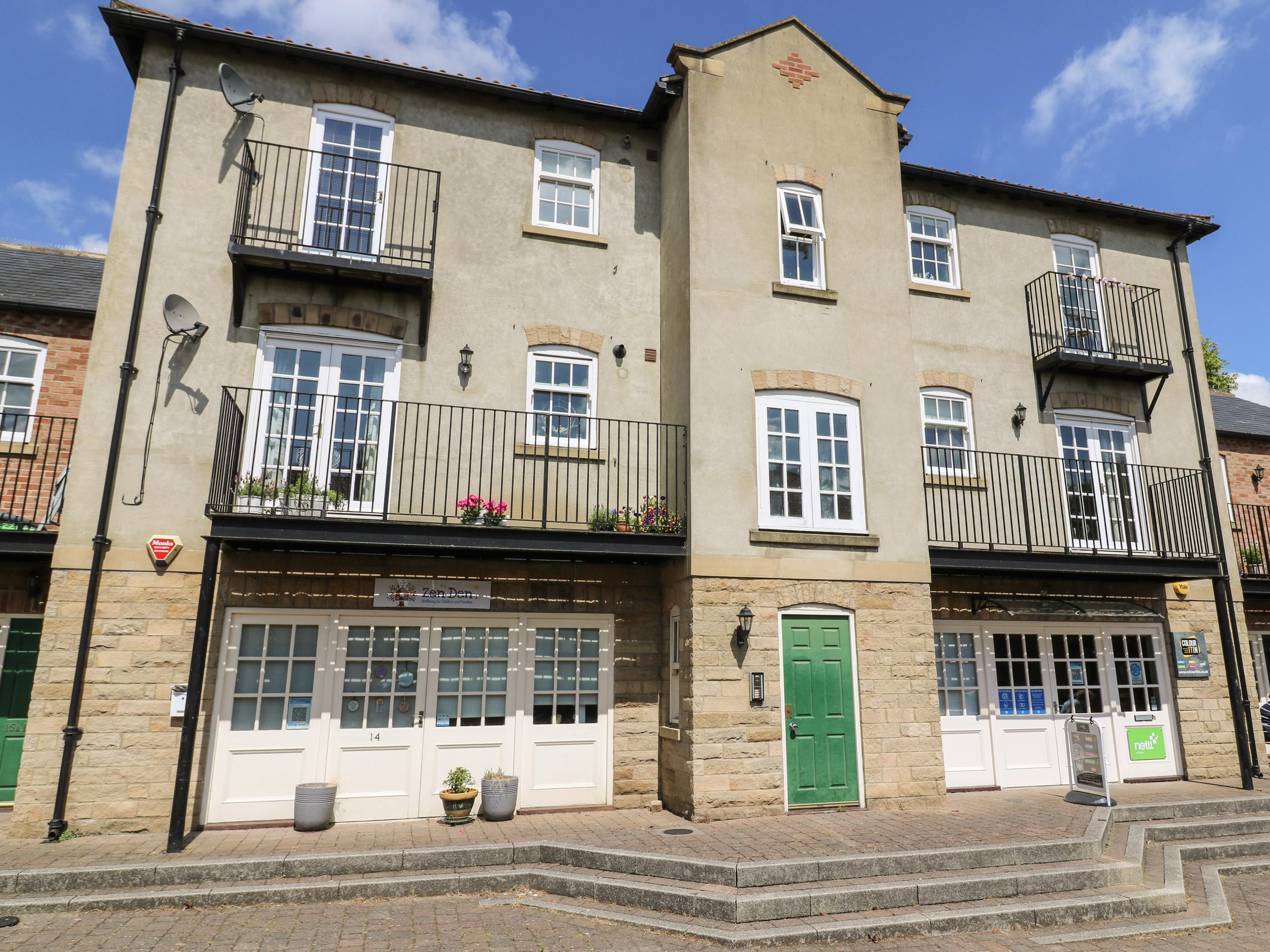 Holiday Cottage Reviews for 14B Canal Wharf - Holiday Cottage in Ripon, North Yorkshire