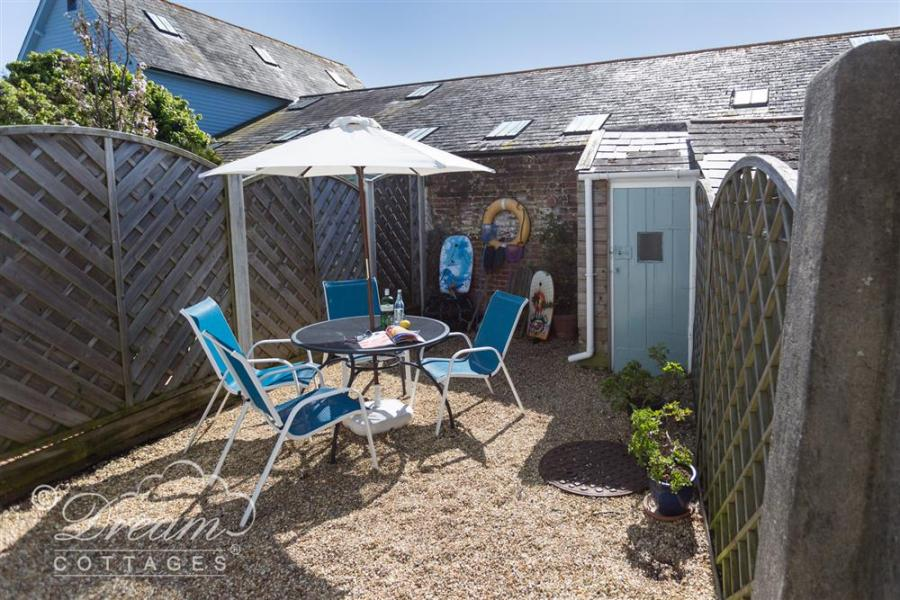 Holiday Cottage Reviews for Seaholme Cottage -  in Weymouth, Dorset