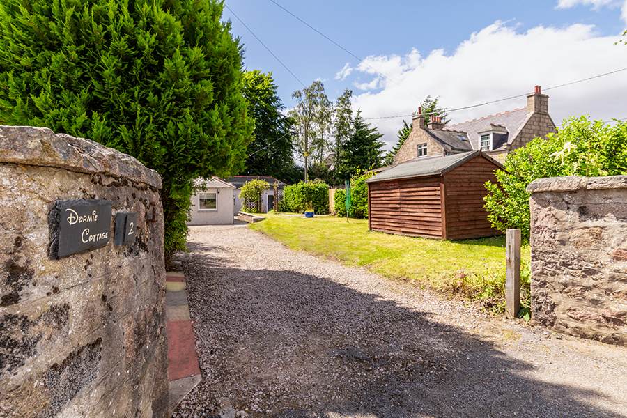 Holiday Cottage Reviews for Dormie Cottage - Self Catering Property in Ballater, Aberdeenshire