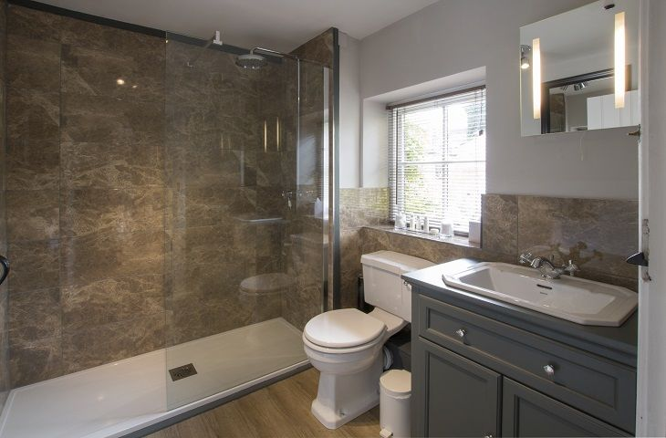 Sherborne House Chipping Campden Bathroom