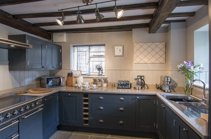 Sherborne House Chipping Campden Kitchen