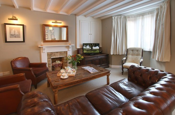 Sherborne House Chipping Campden Lounge